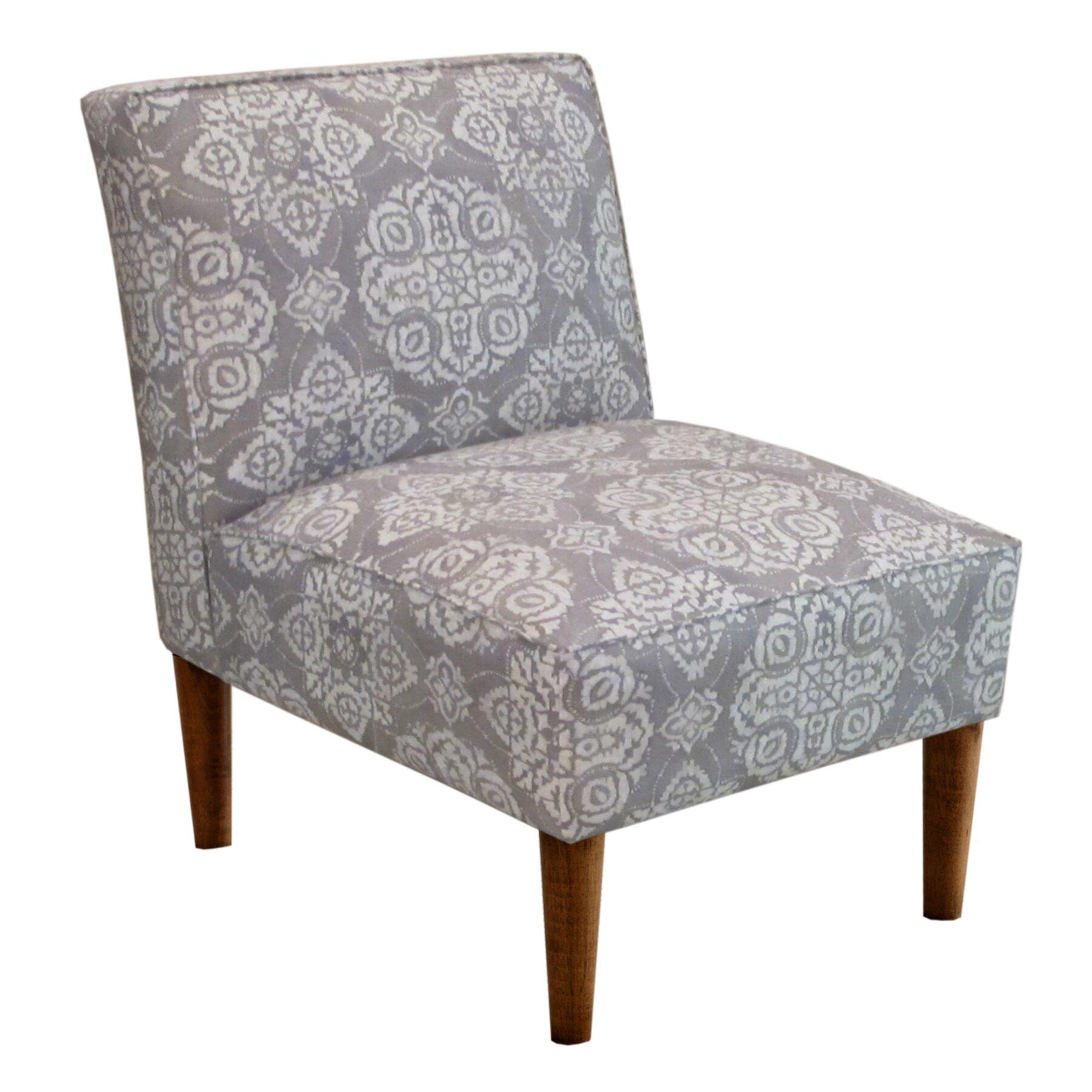 Skyline furniture jakarta fabric armless chair reviews for Furniture jakarta