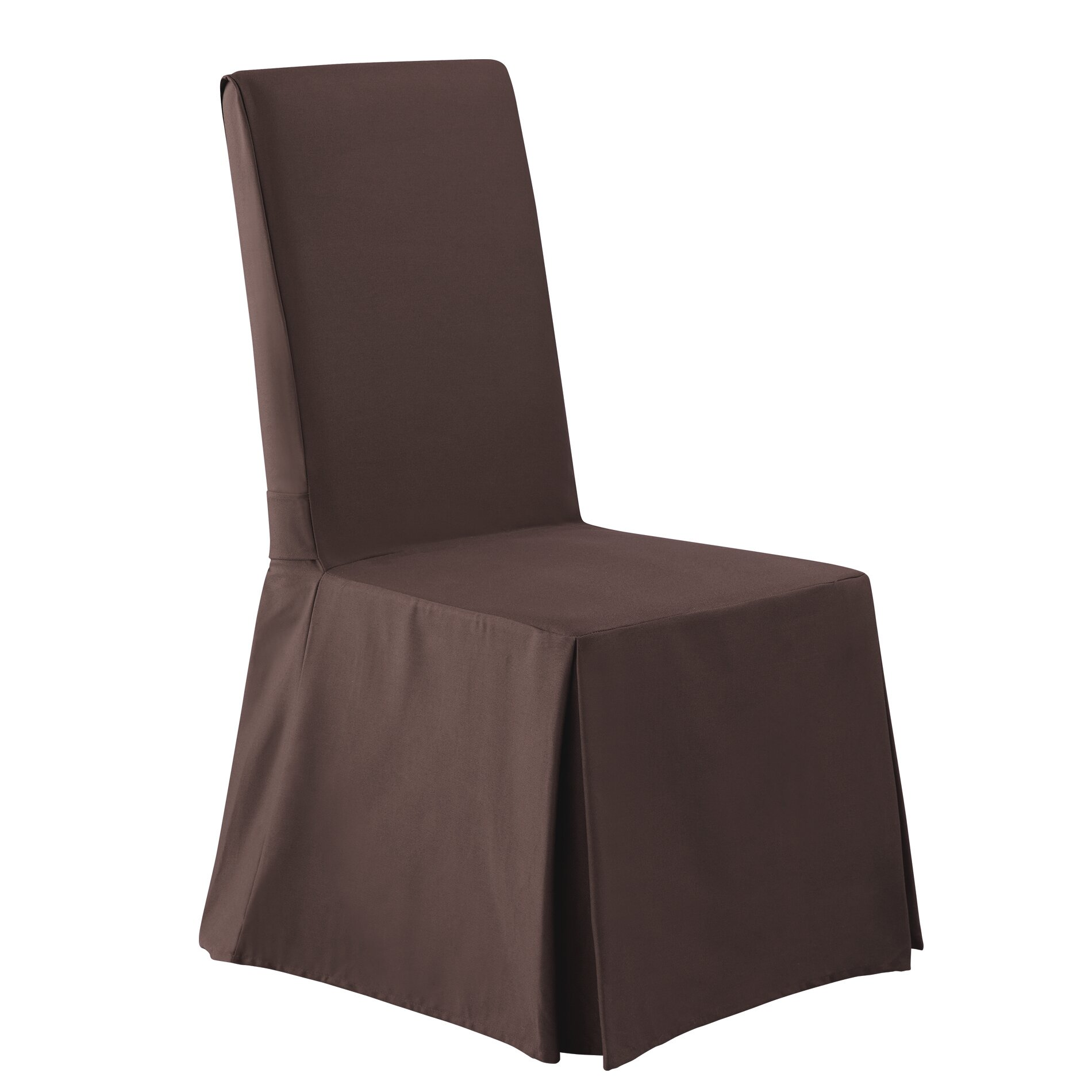 sure fit twill supreme long chair slipcover reviews. Black Bedroom Furniture Sets. Home Design Ideas
