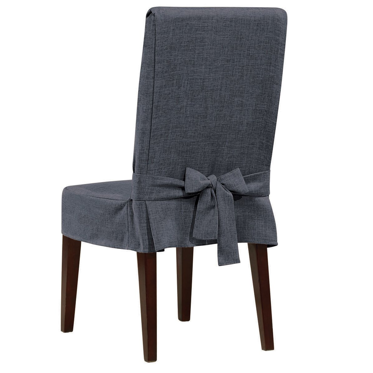 Sure Fit Shorty Dining Chair Slipcover Amp Reviews Wayfair