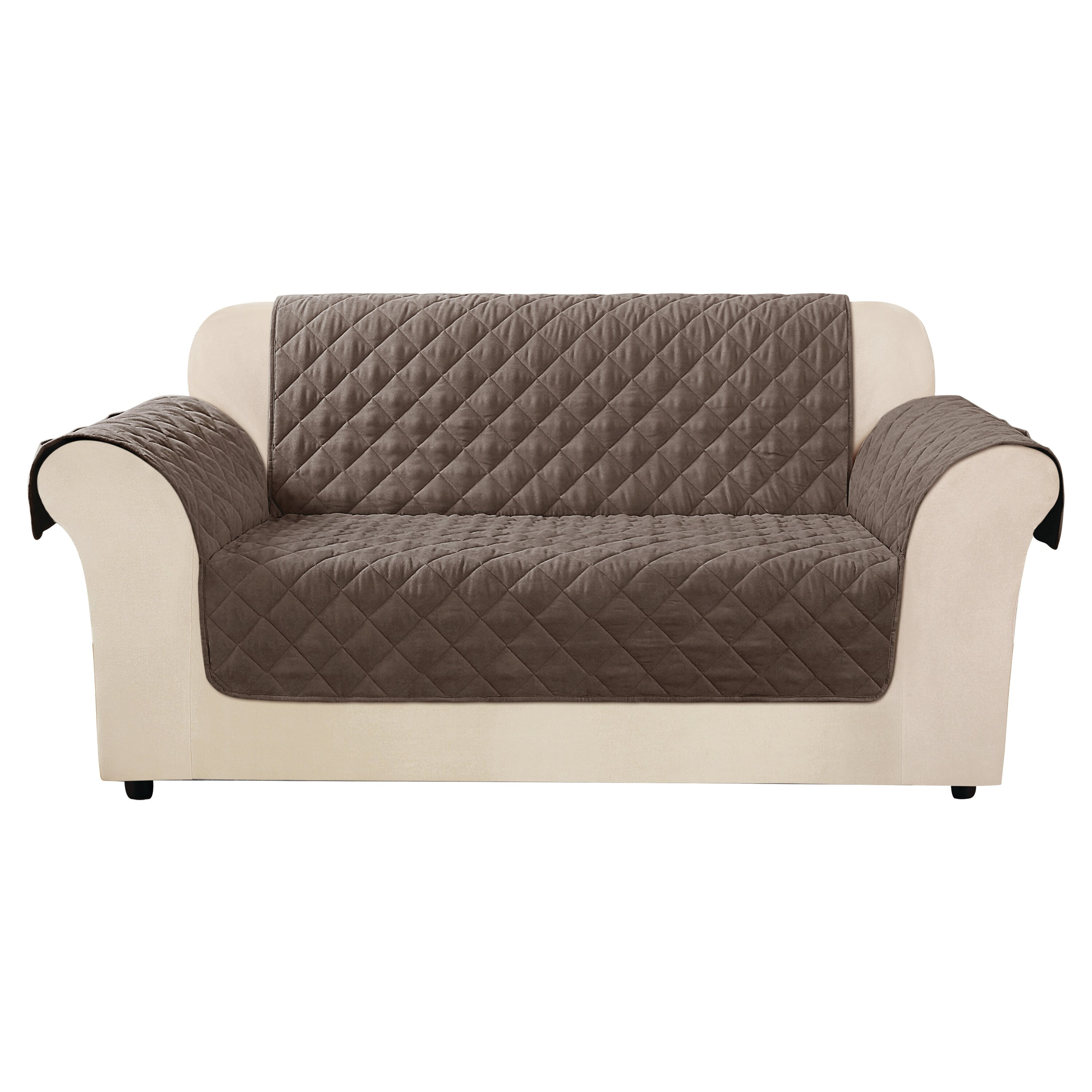 Sure Fit Quilted Pet Loveseat Slipcover Wayfair