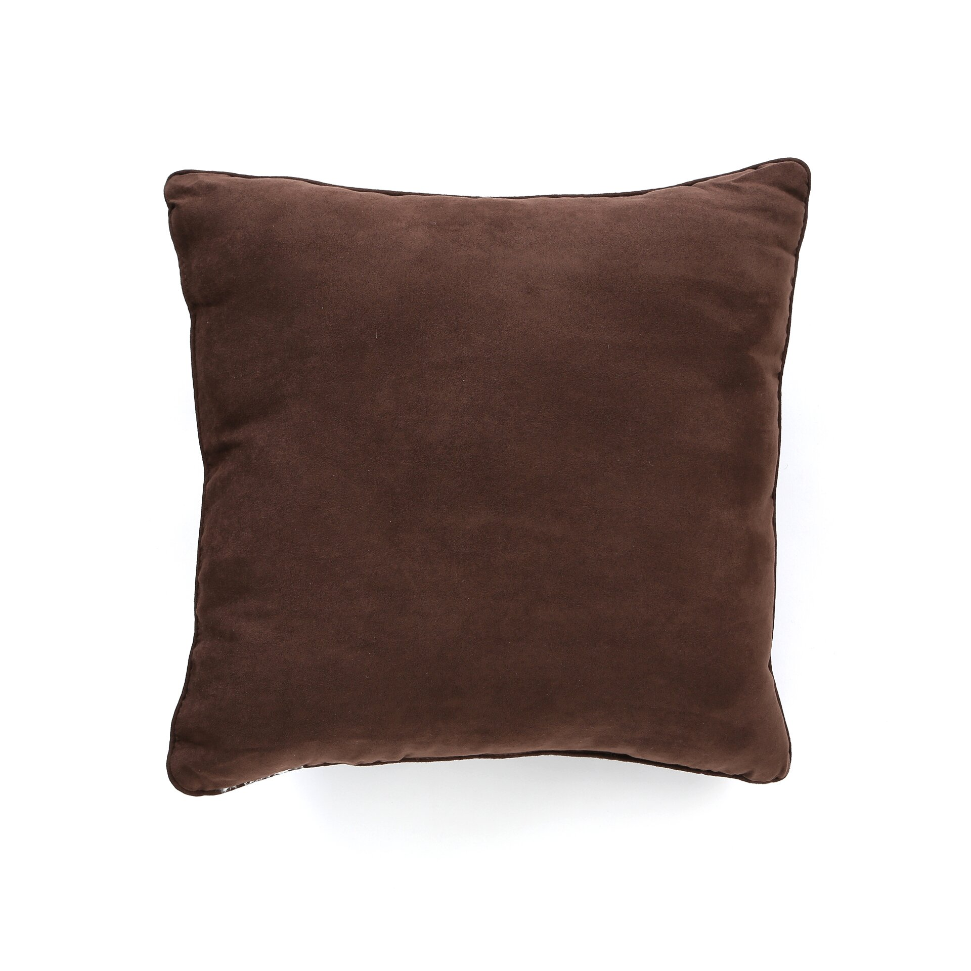 Sure Fit Soft Suede Self Cord Throw Pillow & Reviews Wayfair