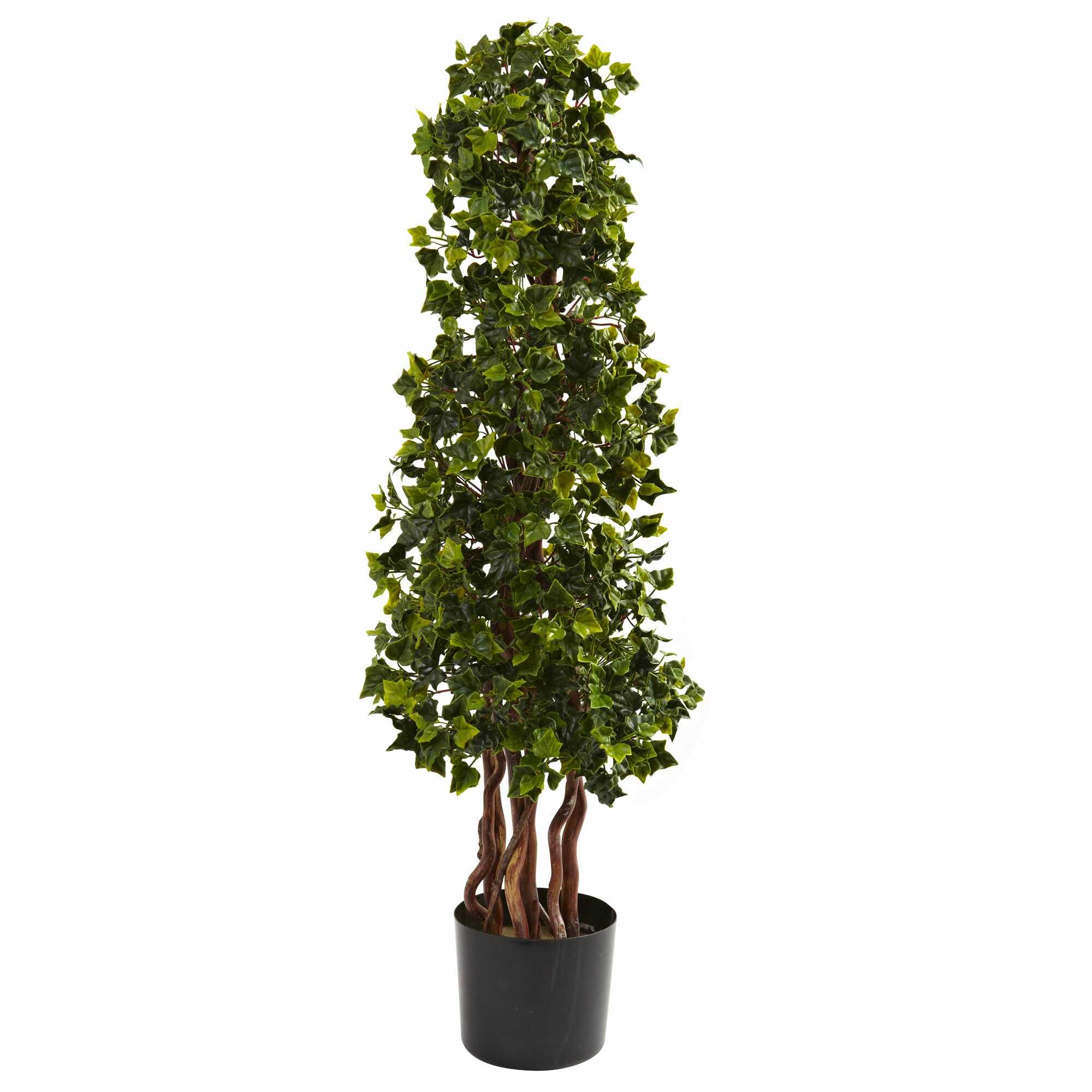 Nearly Natural Nearly Natural English Ivy Spiral Tree In