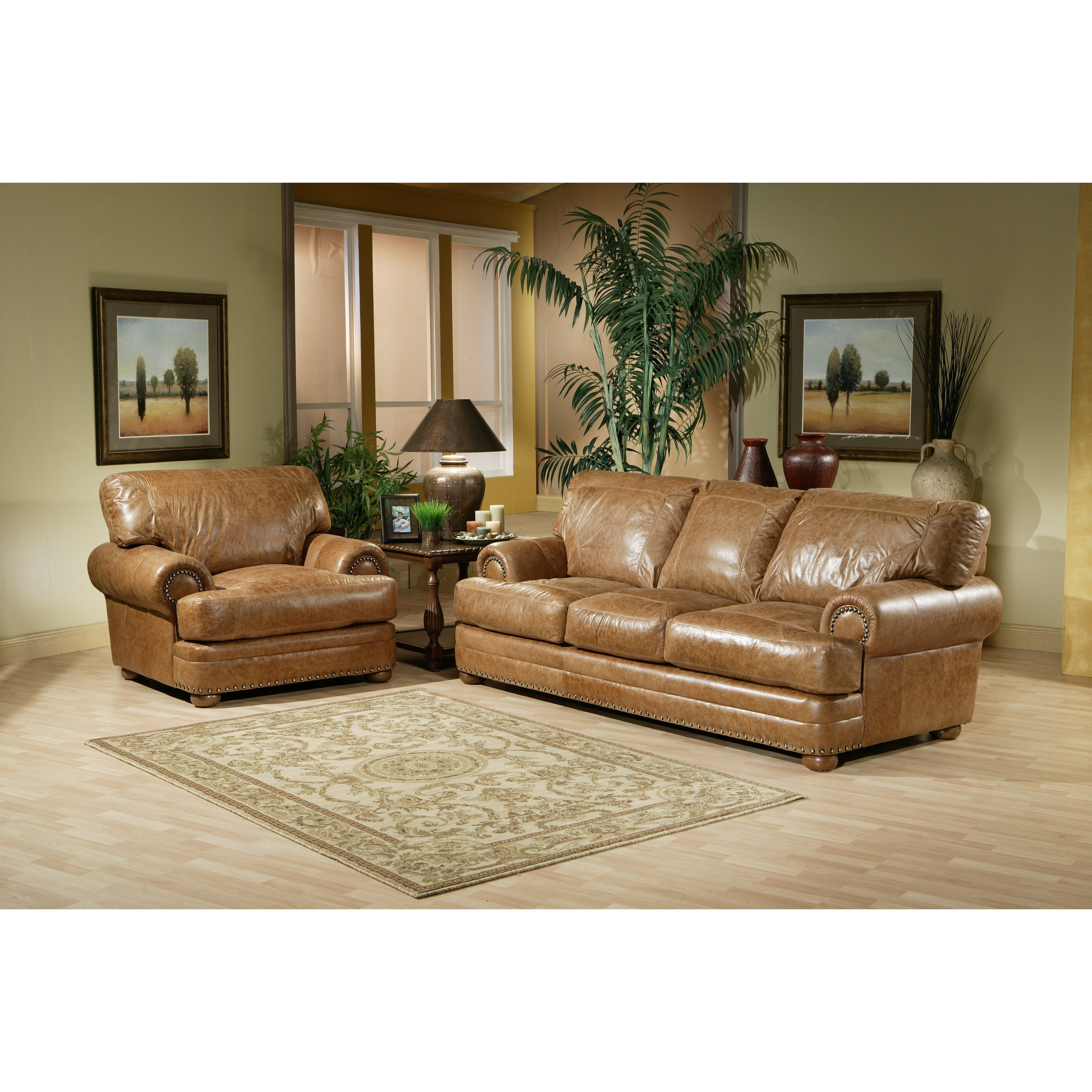 Omnia leather houston leather living room set reviews for Room smart furniture houston