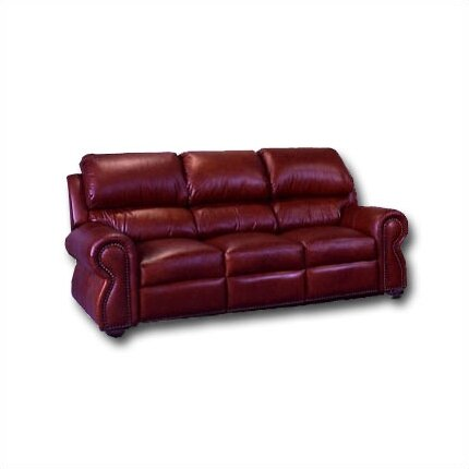 Omnia Leather Cordova Full Leather Sleeper Sofa & Reviews