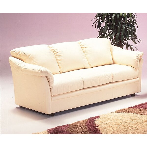 Reviews For Leather Sofas: Omnia Leather Salerno Leather Sofa & Reviews