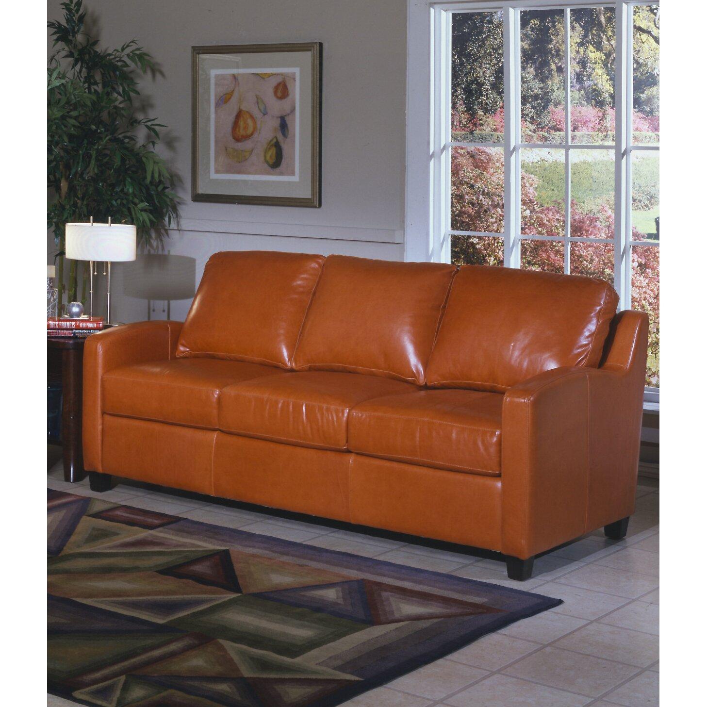 Omnia leather chelsea deco 3 seat leather sofa set for Chelsea leather sofa