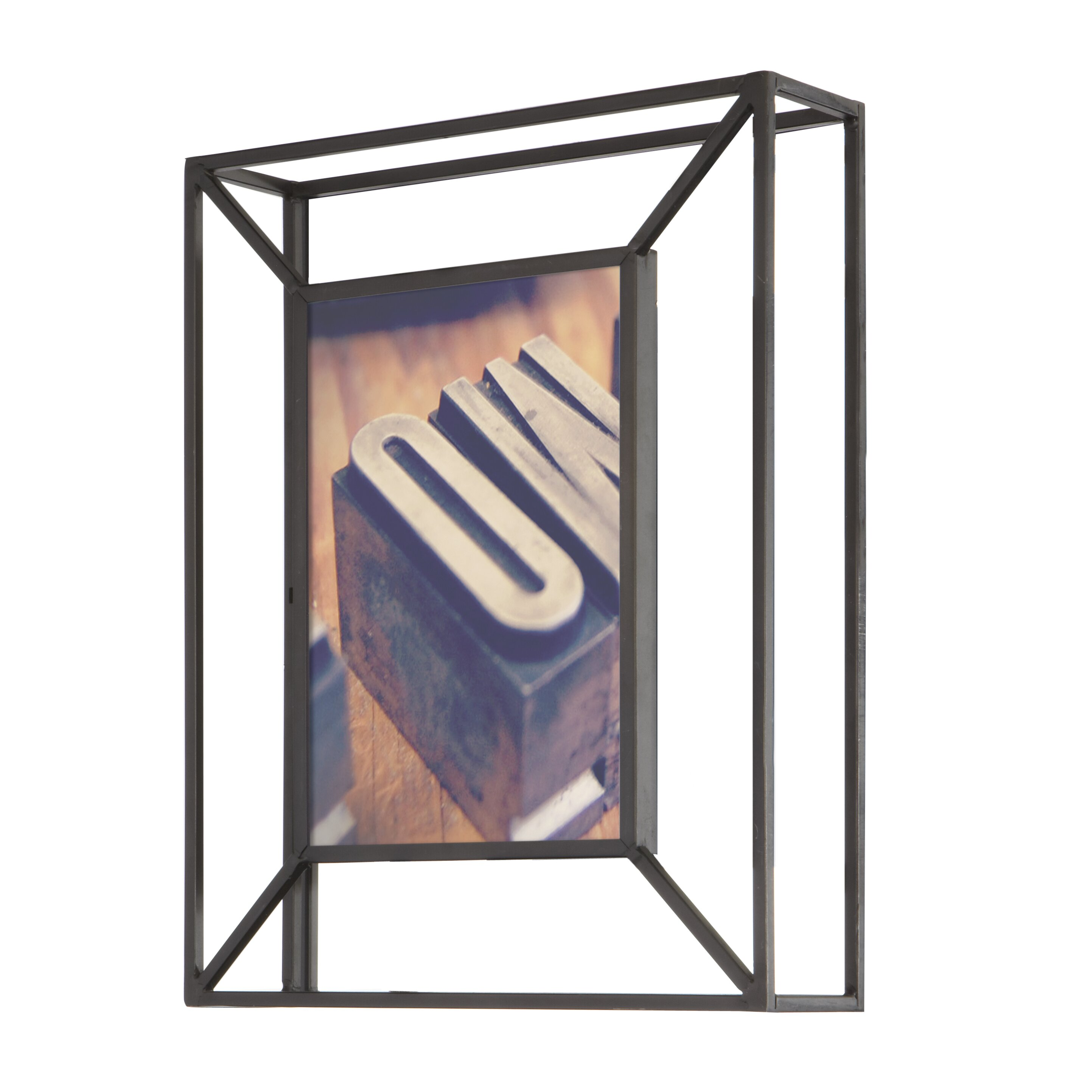 umbra matrix photo display picture frame reviews wayfair. Black Bedroom Furniture Sets. Home Design Ideas