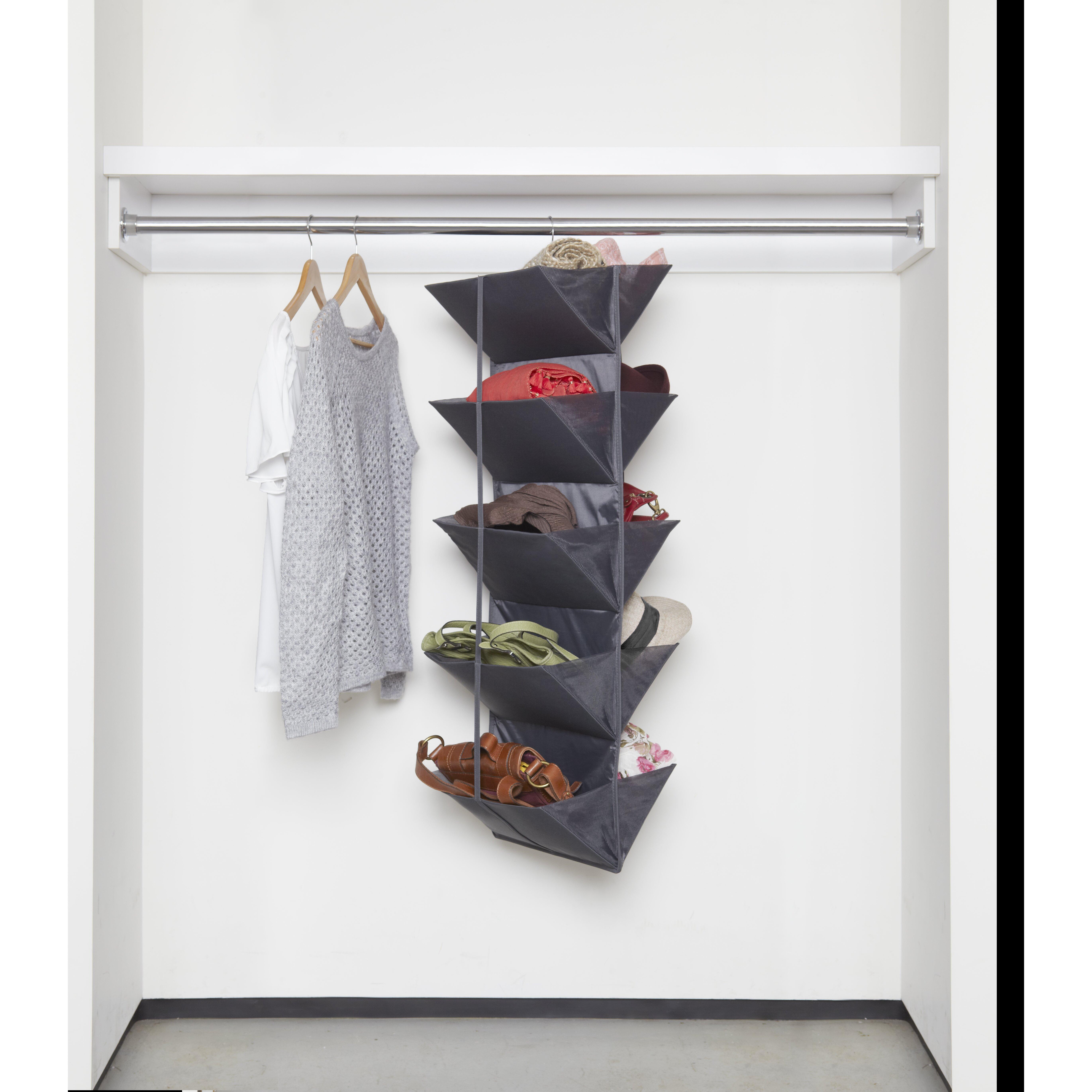 Umbra Enfold 10 Pocket Hanging Shoe Organizer Reviews