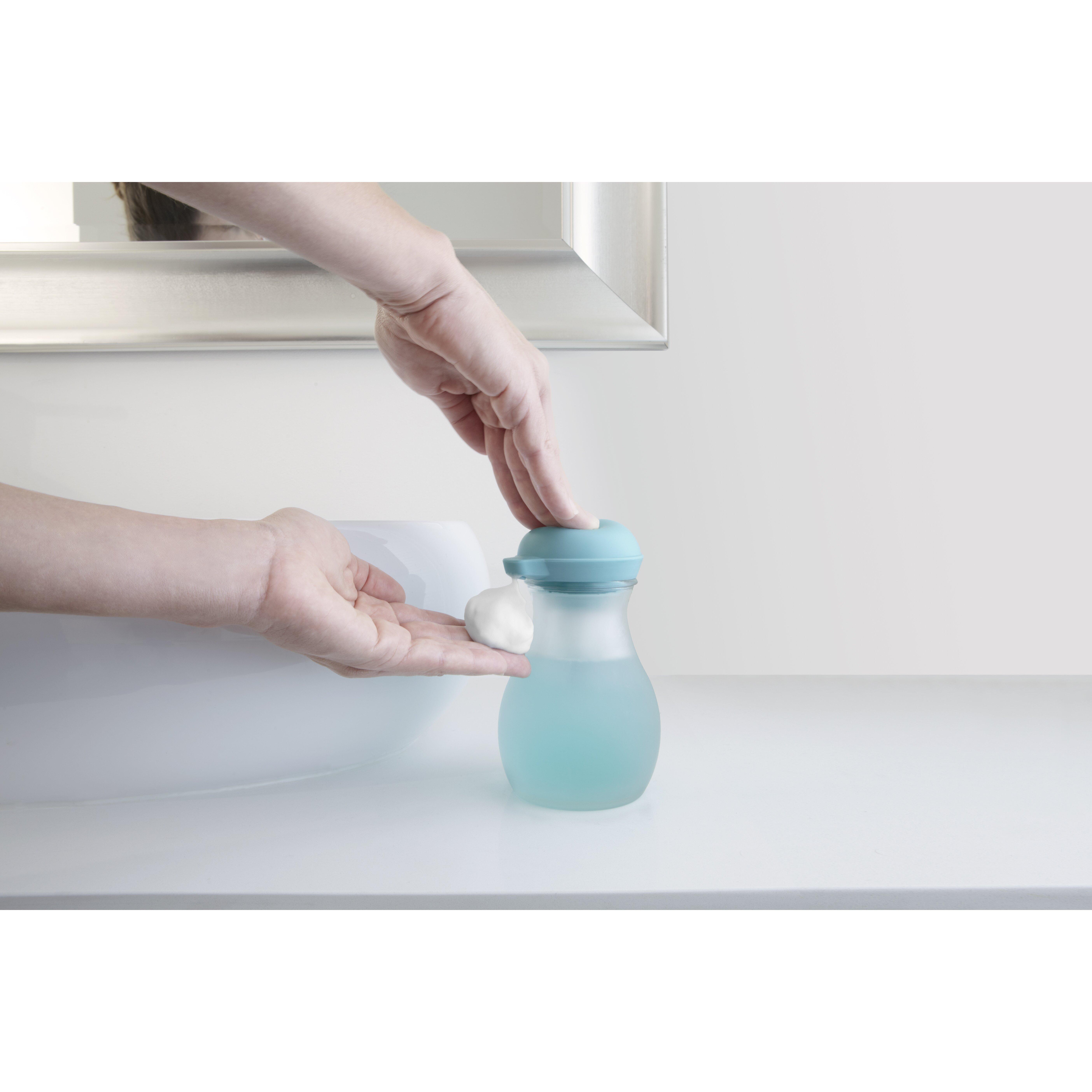 Umbra bubble foaming soap dispenser reviews wayfair - Umbra soap dispenser ...