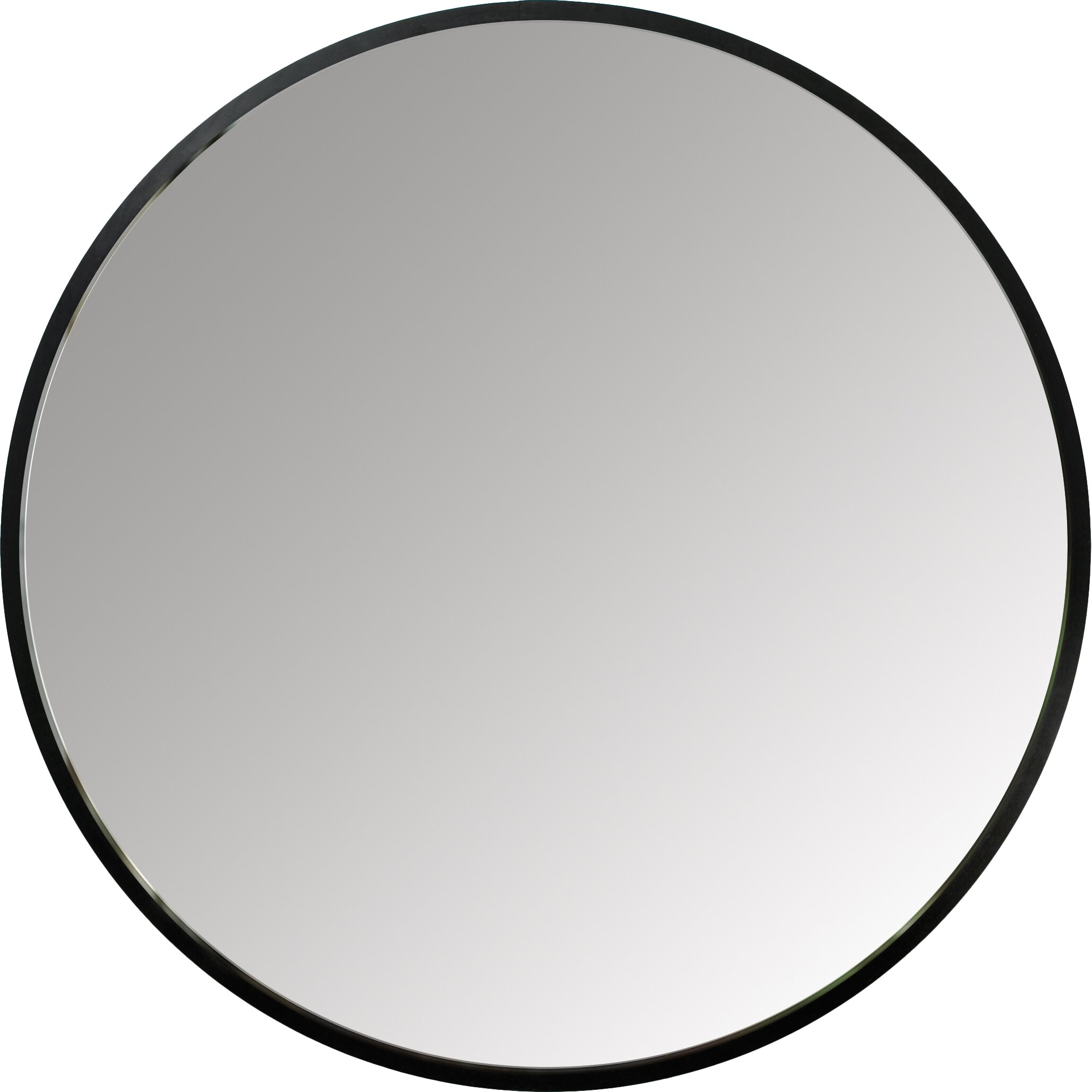 Umbra hub wall mirror reviews wayfair for Miroir umbra