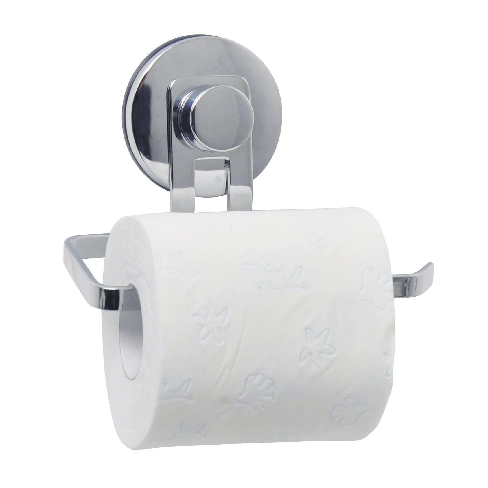 Everloc Solutions Wall Mounted Toilet Paper Holder