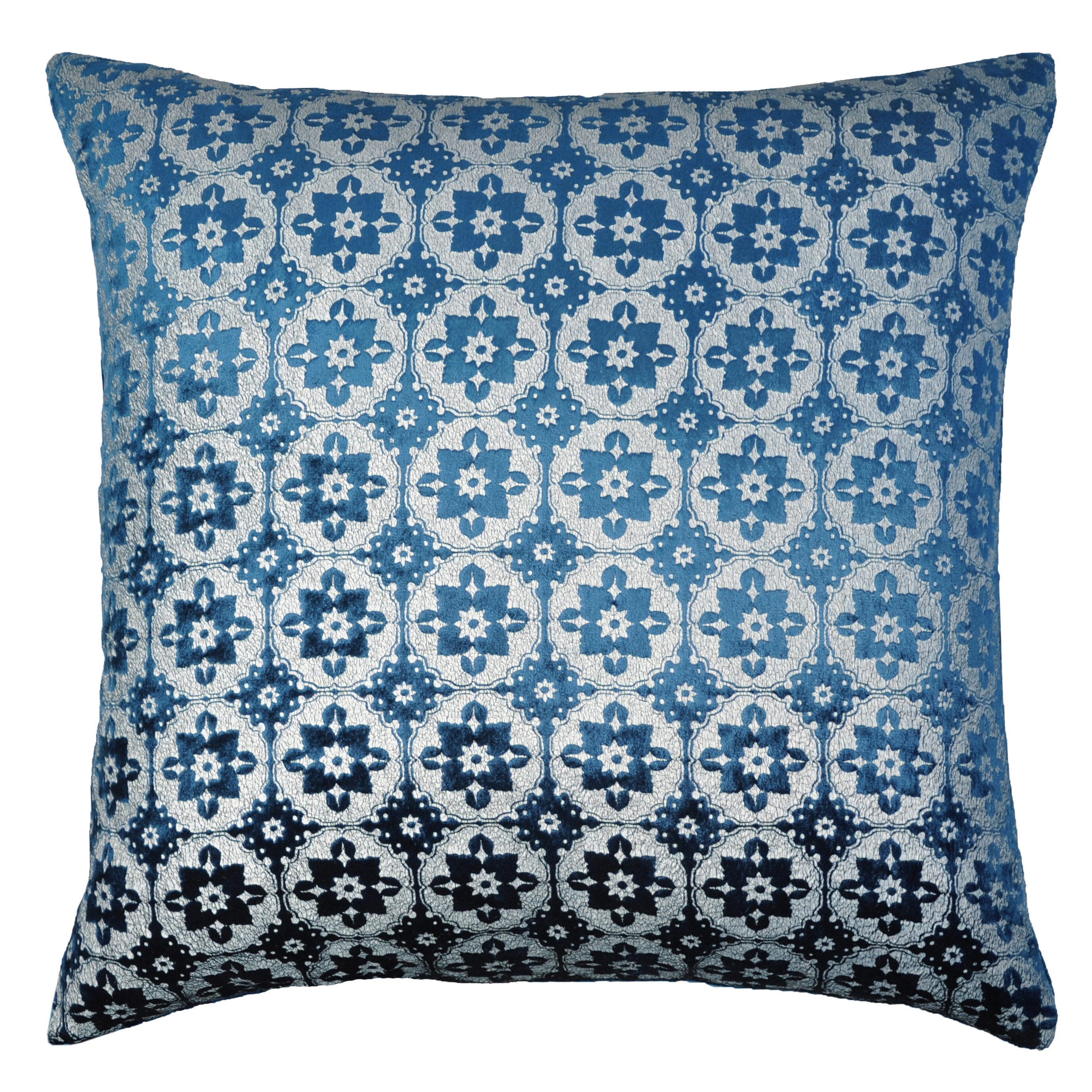 Throw Pillows Malum : Kevin O Brien Studio Moroccan Metallic Velvet Throw Pillow Wayfair
