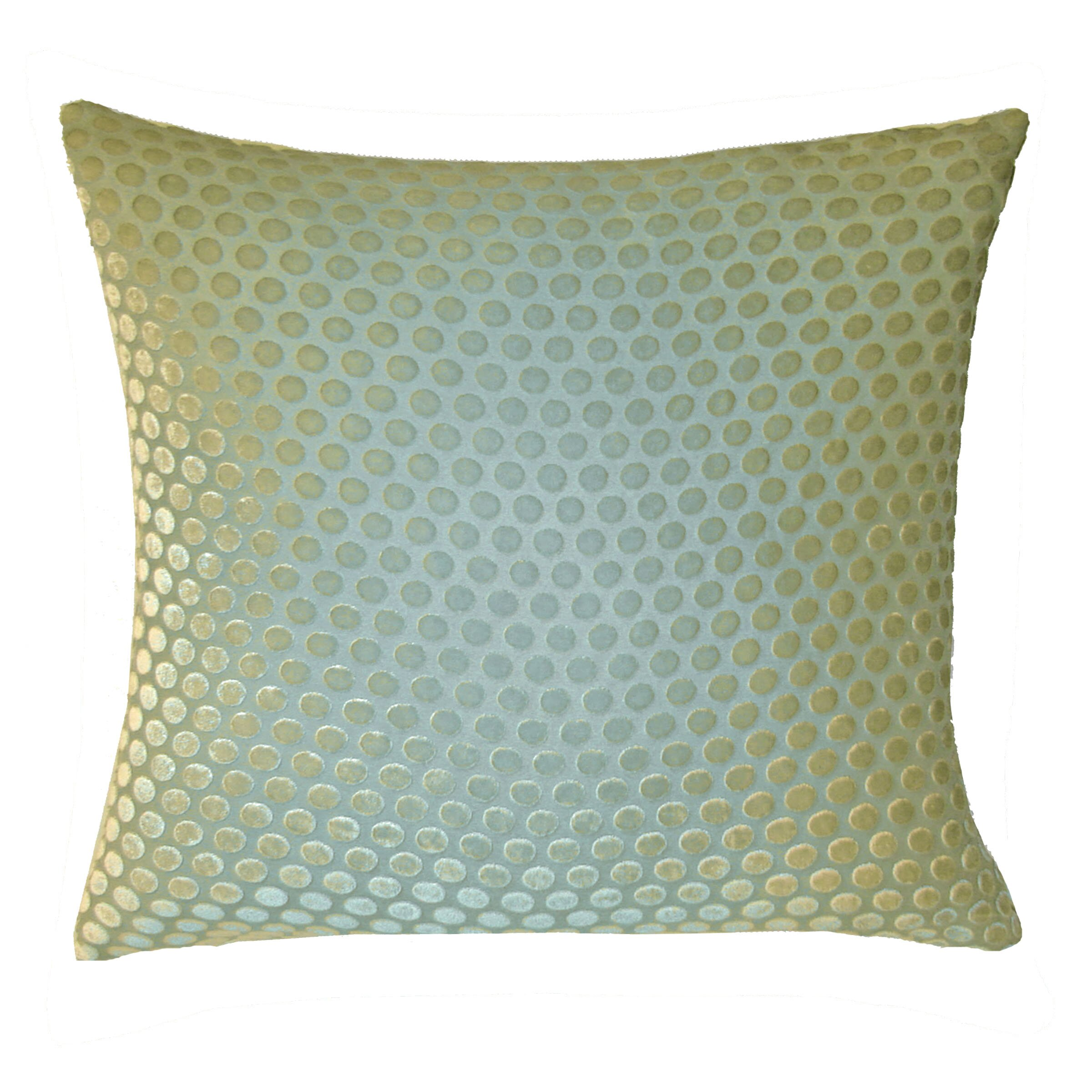 Throw Pillows Velvet : Kevin O Brien Studio Dots Velvet Throw Pillow Wayfair