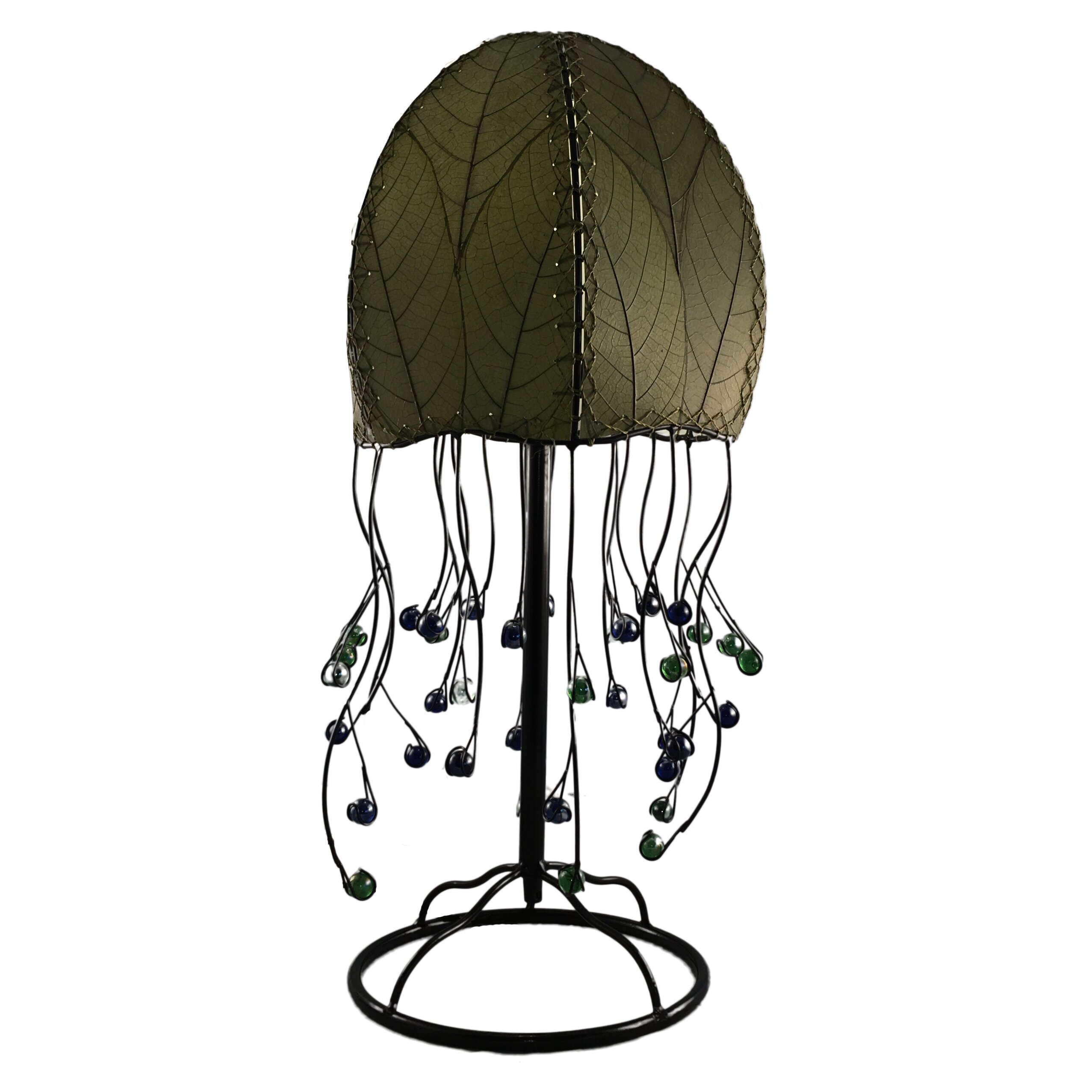 Eangee Home Design Jellyfish 24 Table Lamp