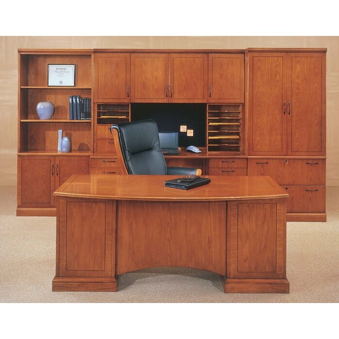 dmi office furniture belmont 5 piece standard desk office