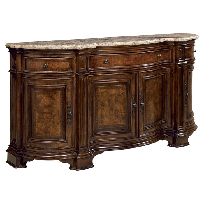 Universal Furniture Villa Cortina Sideboard Credenza