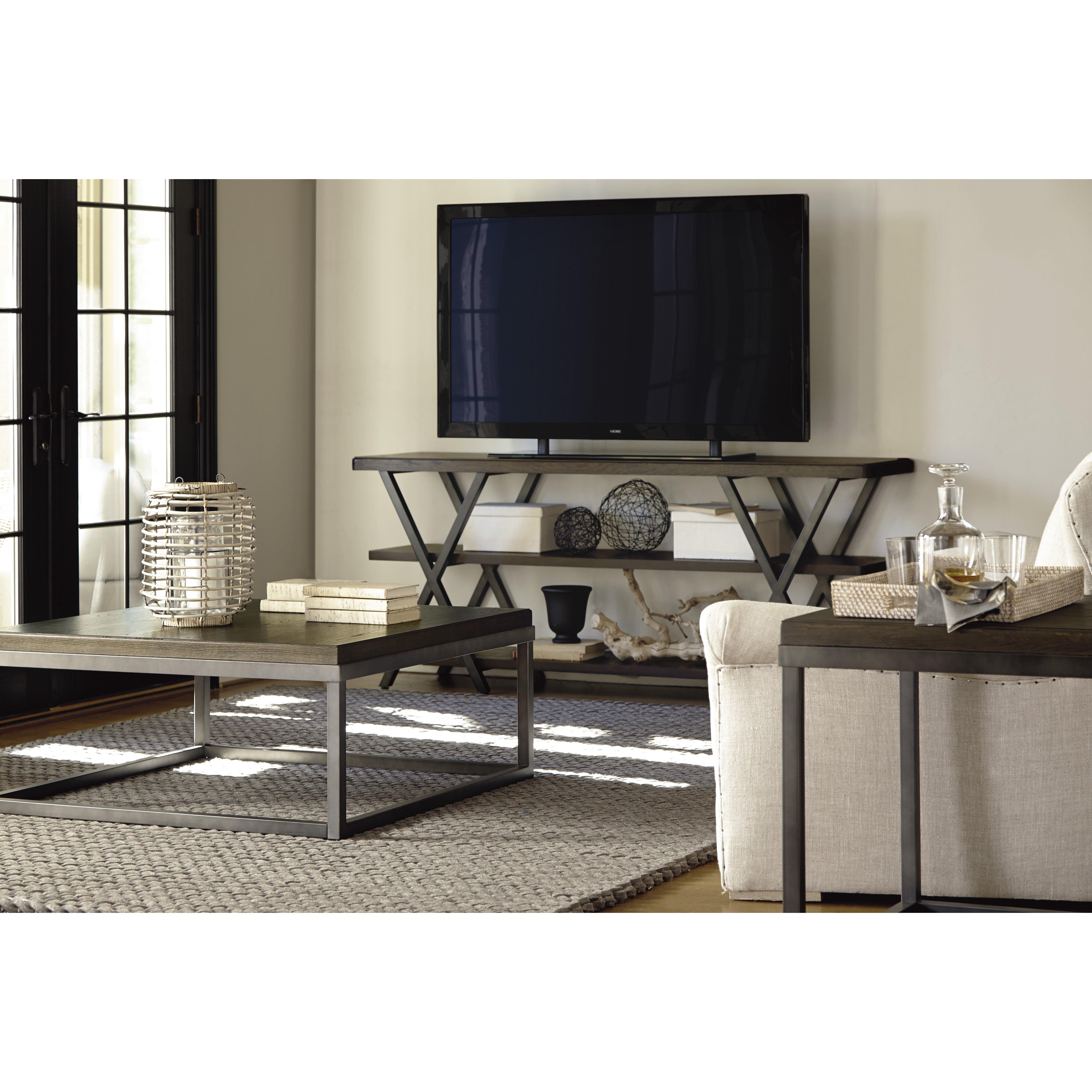 Universal Furniture Berkeley 3 Tv Stand Reviews Wayfair