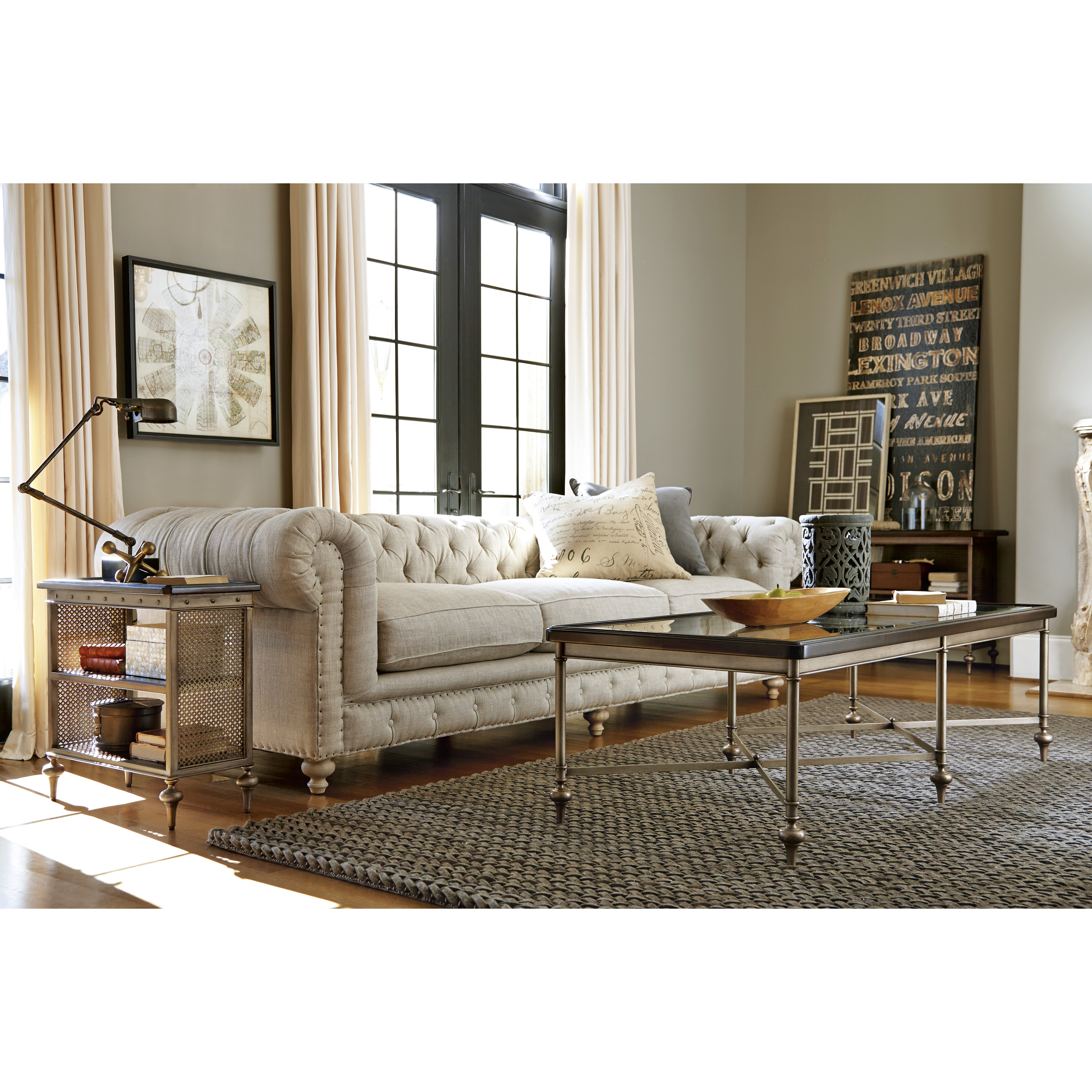 Universal Furniture Proximity Coffee Table Amp Reviews Wayfair