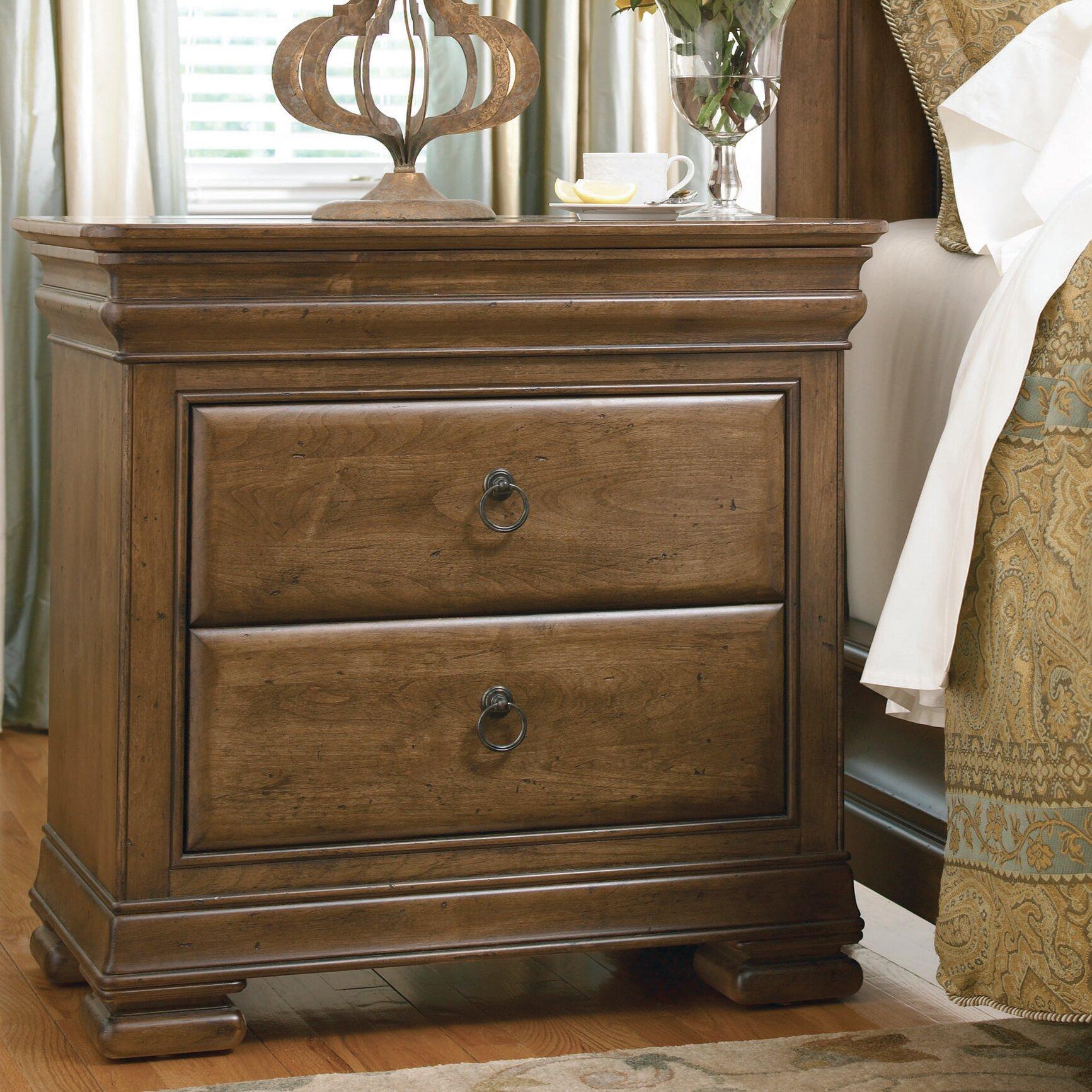 Universal Furniture New Lou Sleigh Customizable Bedroom Set Reviews Wayfair