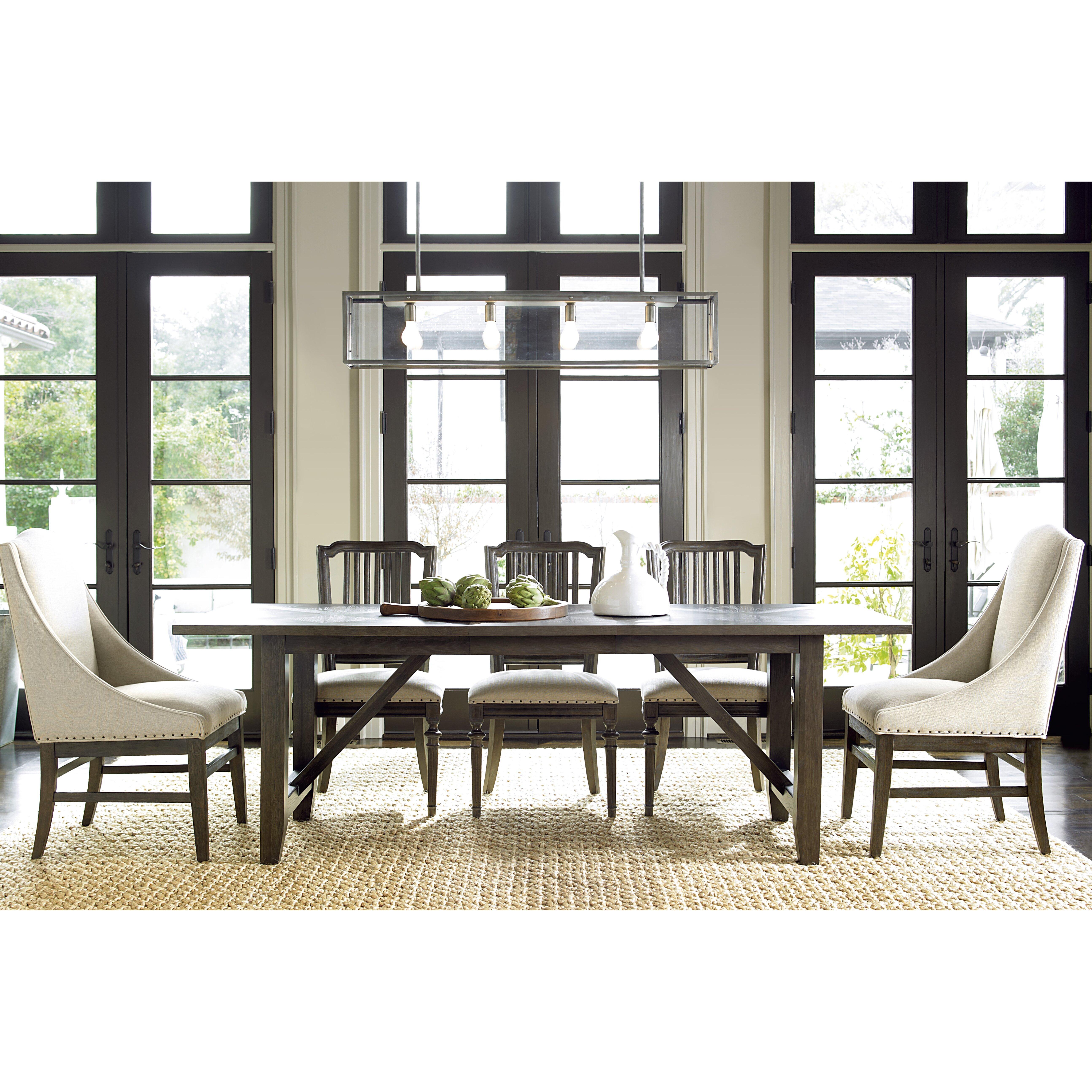 Universal Furniture Berkeley 3 Chelsea Extendable Dining