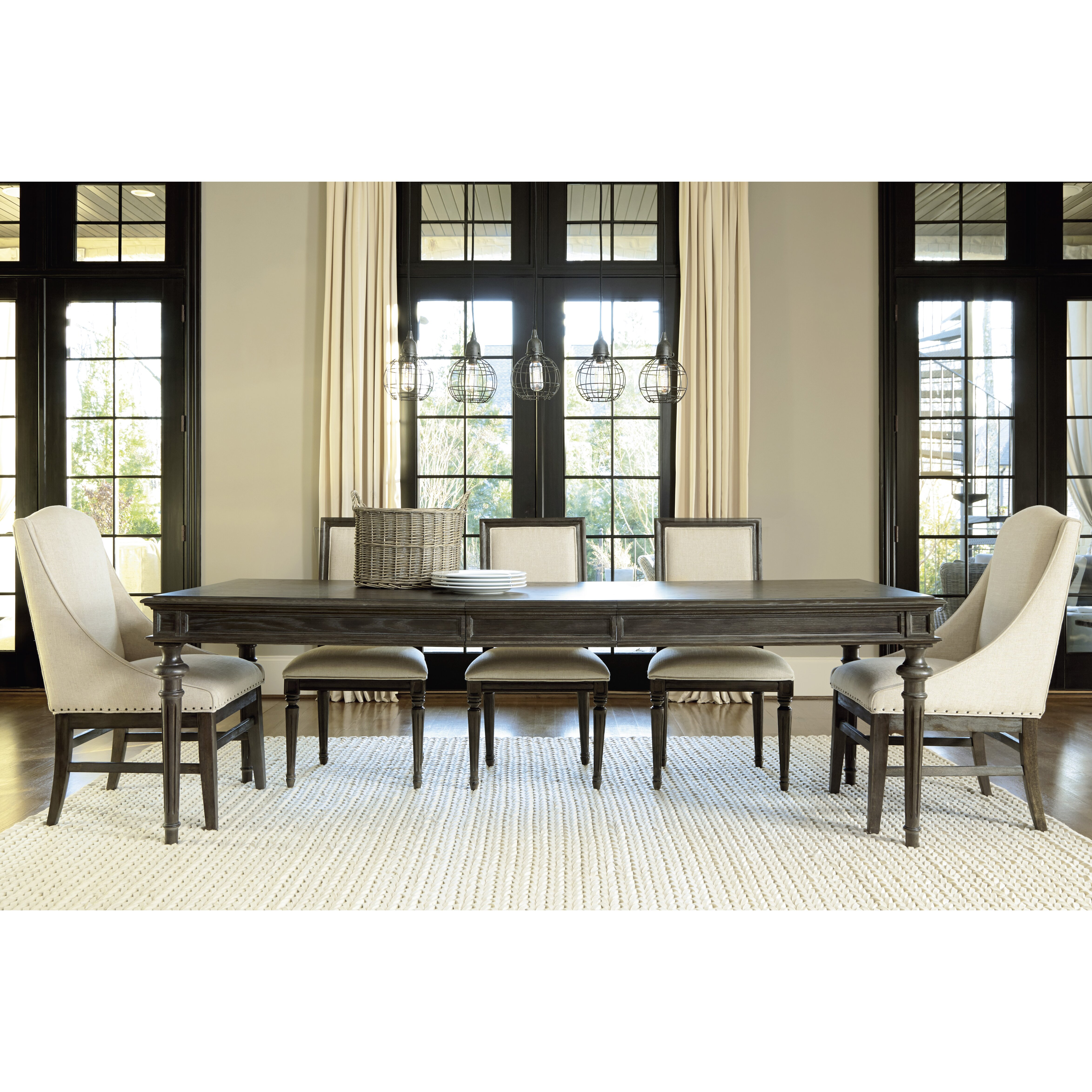 Universal Furniture Berkeley 3 Tribecca Dining Table