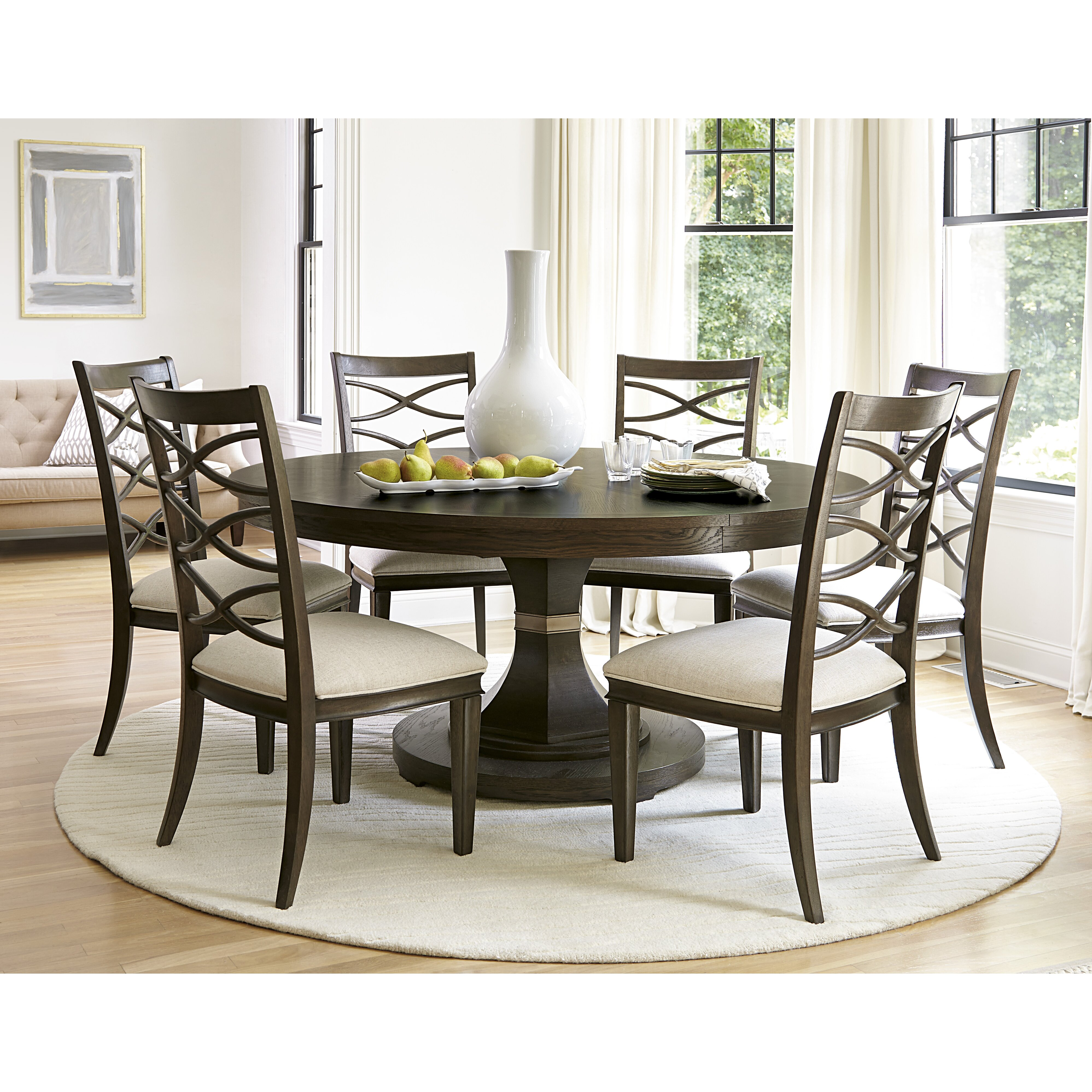 Dining Room Sets: Universal Furniture California 7 Piece Dining Set
