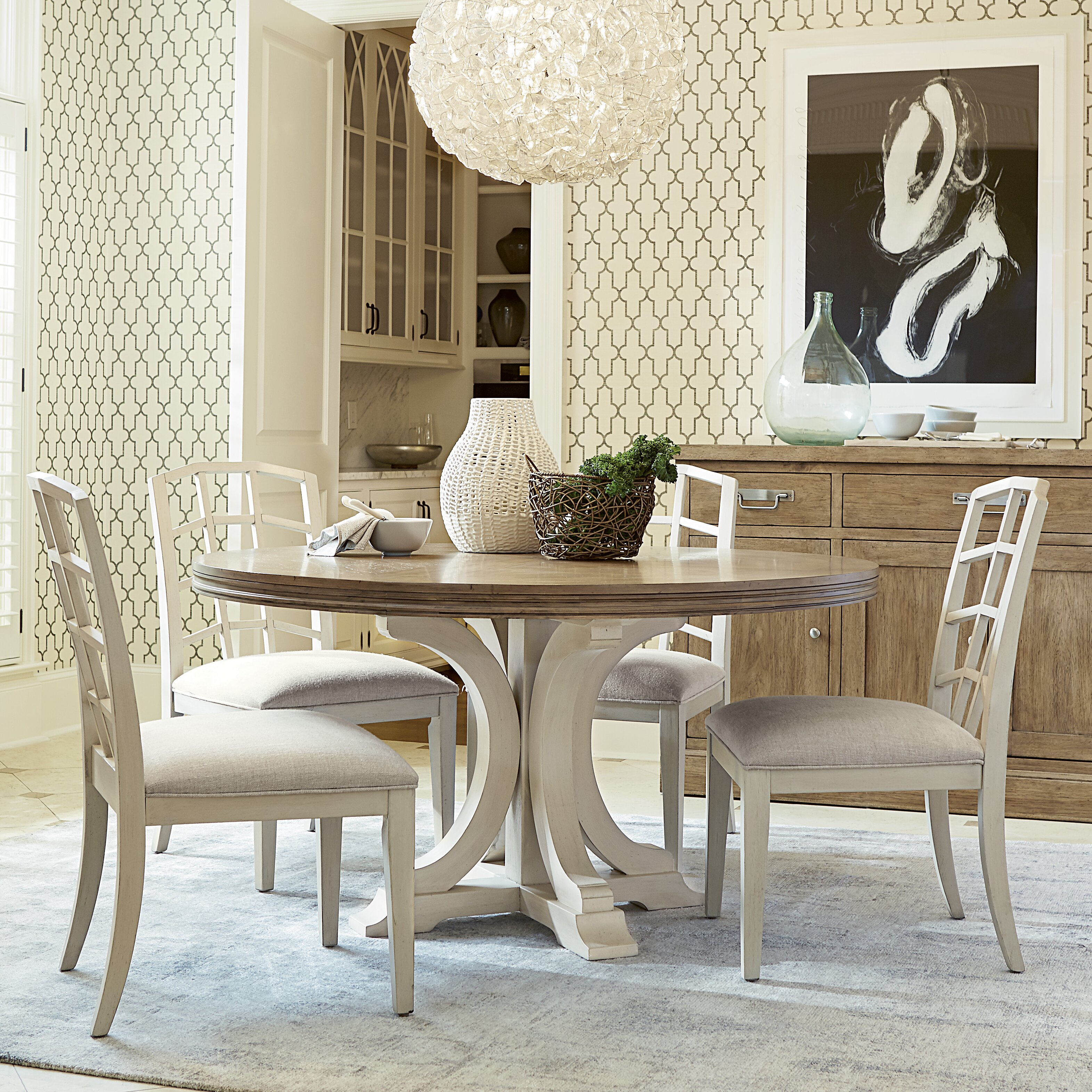 Universal Furniture Moderne Muse Dining Table Amp Reviews