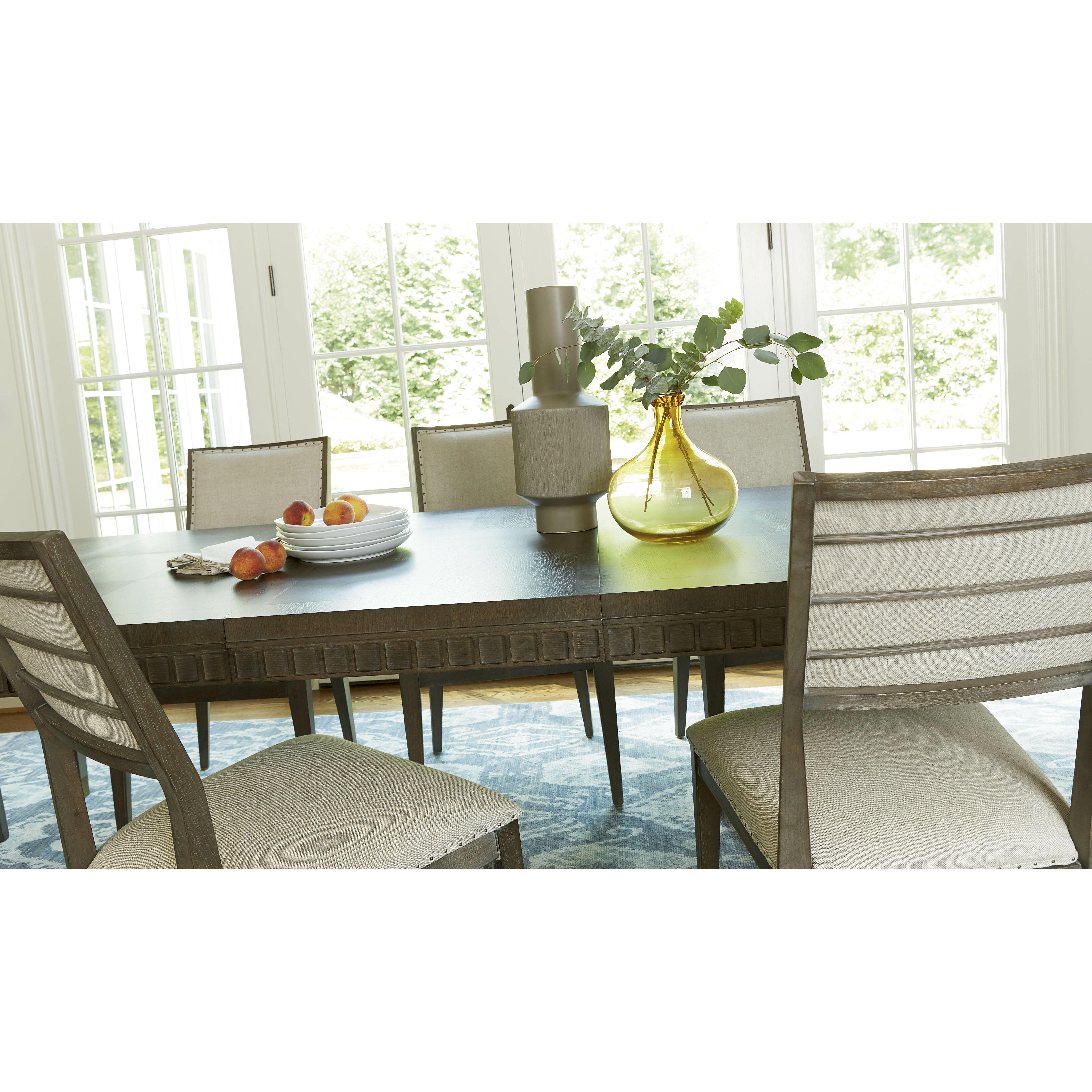 Universal Furniture Playlist Extendable Dining Table Reviews Wayfair