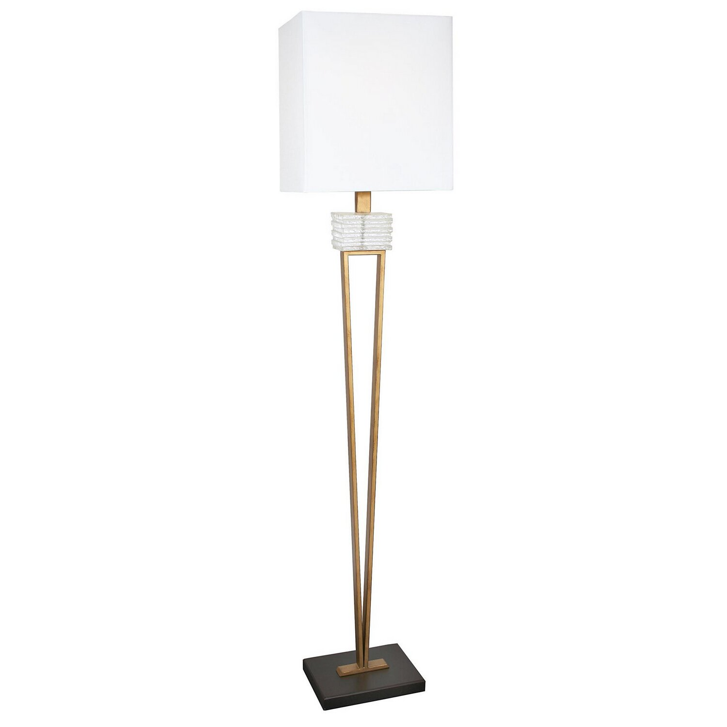 Van Teal Frozen Ice 73 Floor Lamp Wayfair