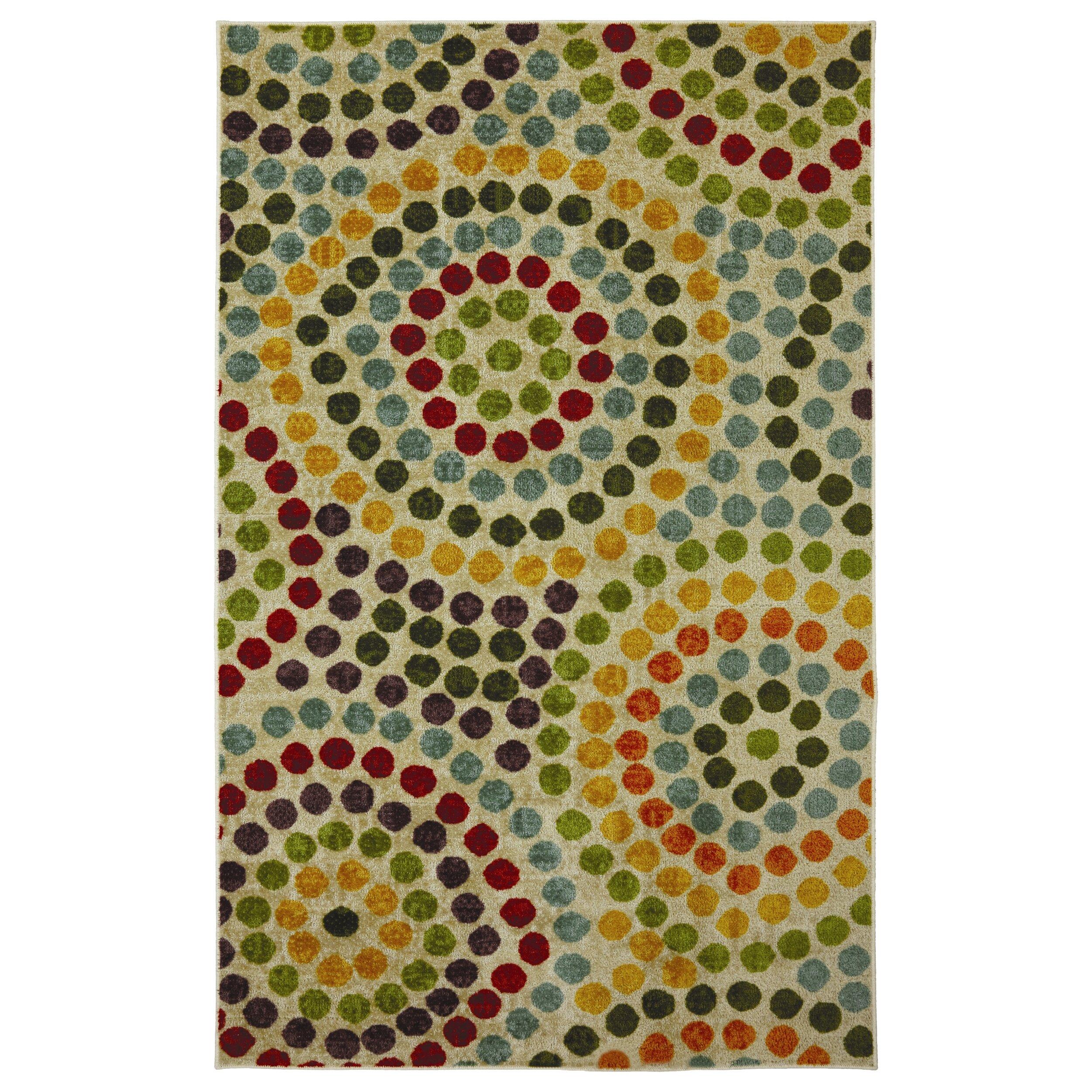 Mohawk Home Strata Mosaic Stones Area Rug Amp Reviews Wayfair