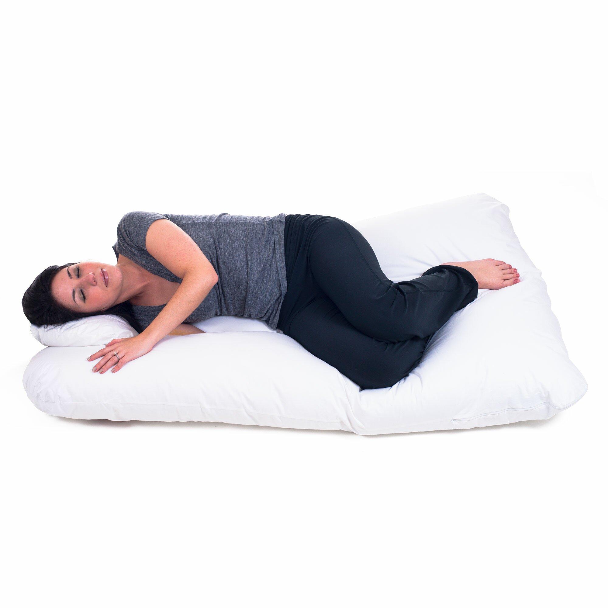 Remedy Full Body Contour U Pillow Amp Reviews Wayfair Ca