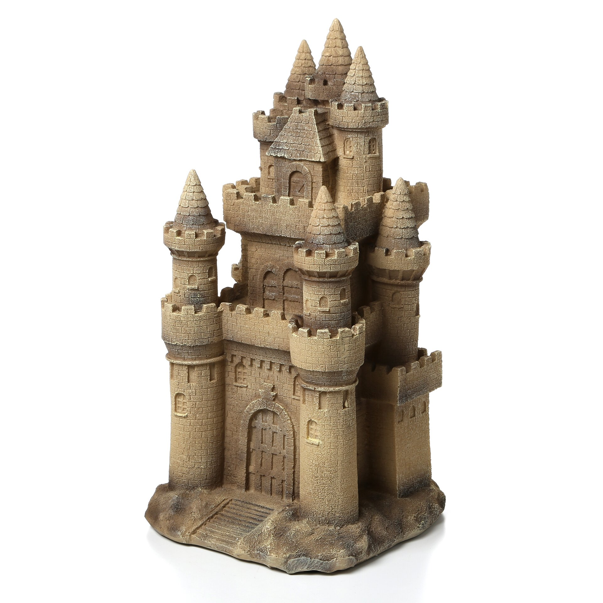 Design Toscano Castle By The Sea Statue Reviews Wayfair