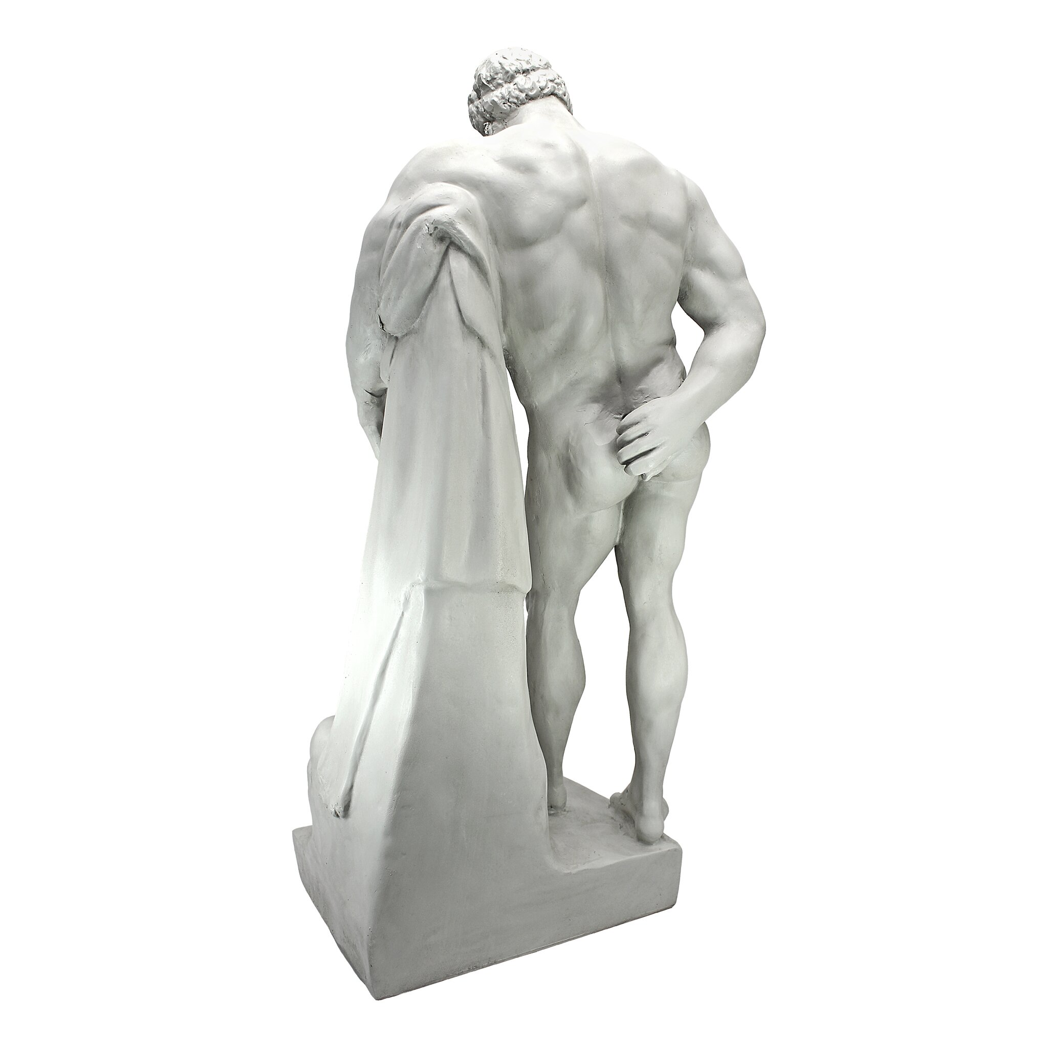 Design Toscano The Farnese Hercules Statue & Reviews