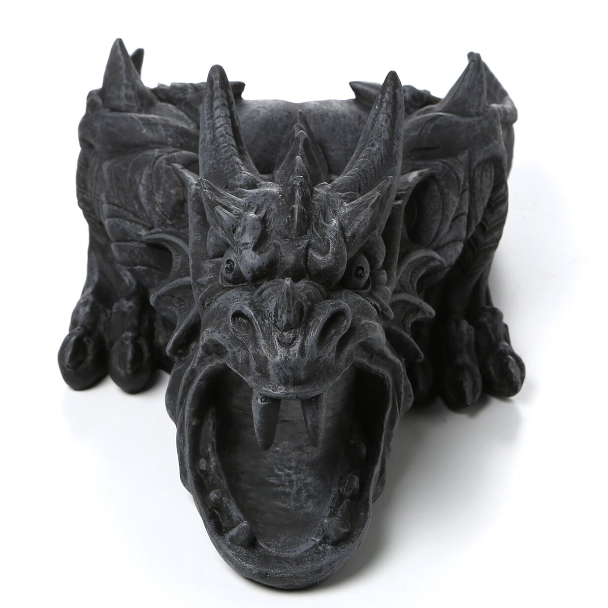 Design toscano ranier dragon rainspout statue reviews for Design tuscany