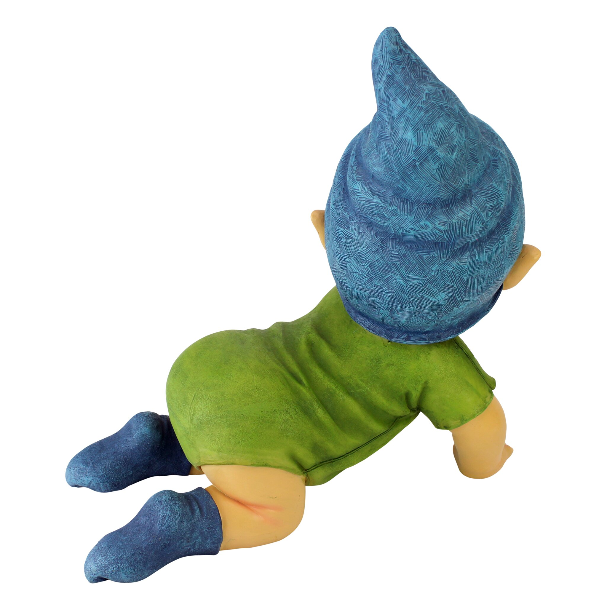 Baby Gnome: Design Toscano Blaze The Baby Gnome Statue & Reviews