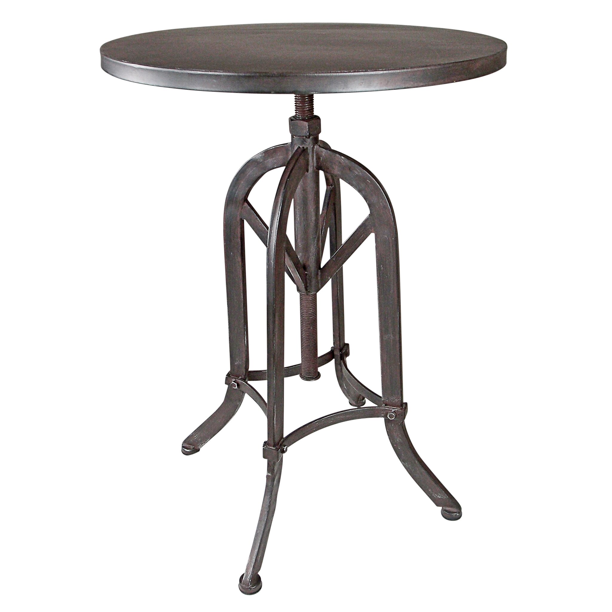 Design Toscano Industrial Revolution End Table Reviews