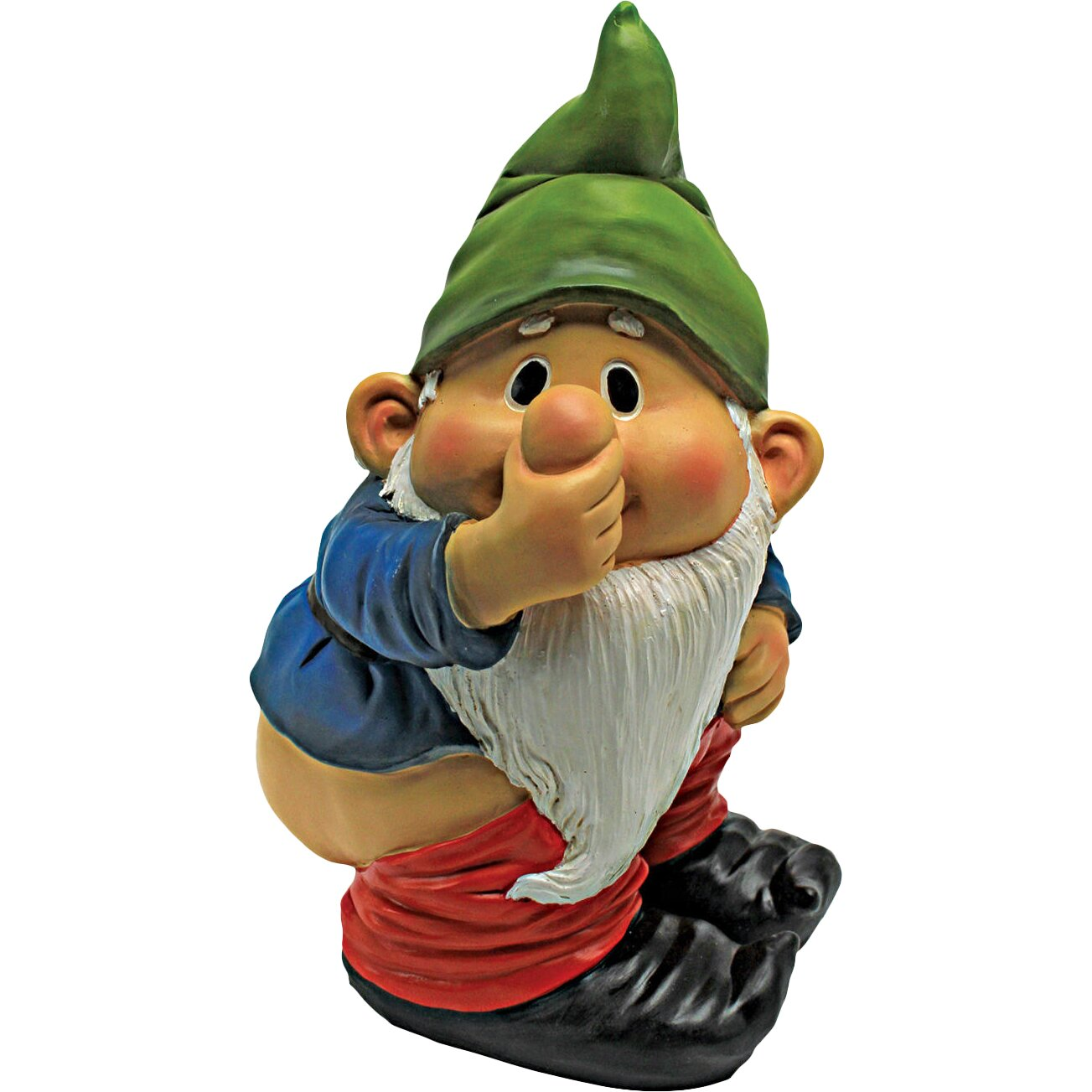 Design Toscano Stinky The Garden Gnome Statue Amp Reviews