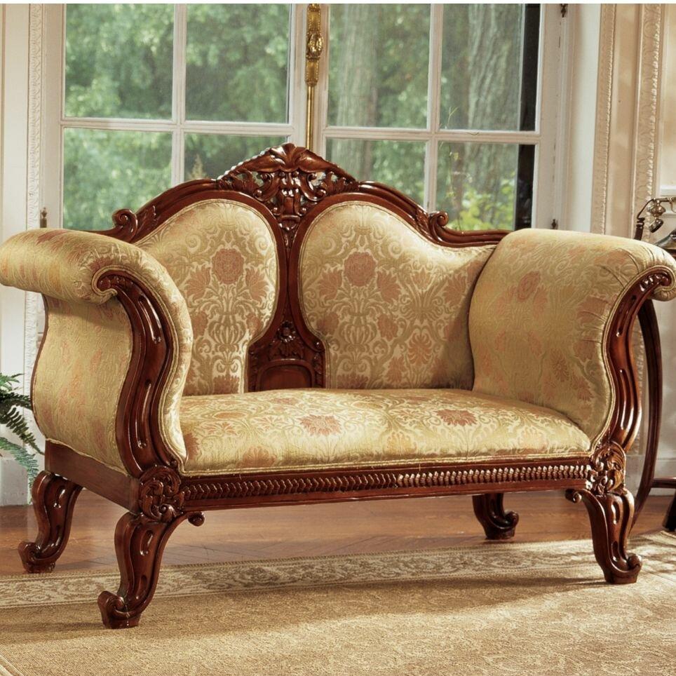 Design toscano abbotsford house sofa reviews wayfair for Design tuscany