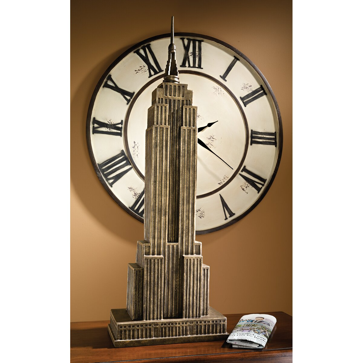 Design toscano empire state building sculpture reviews for Design tuscany