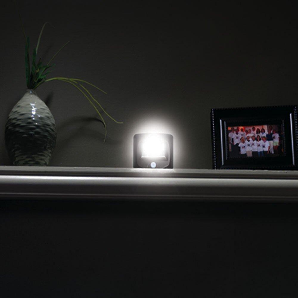 mr beams 2 light step light kit automatic led stair lighting