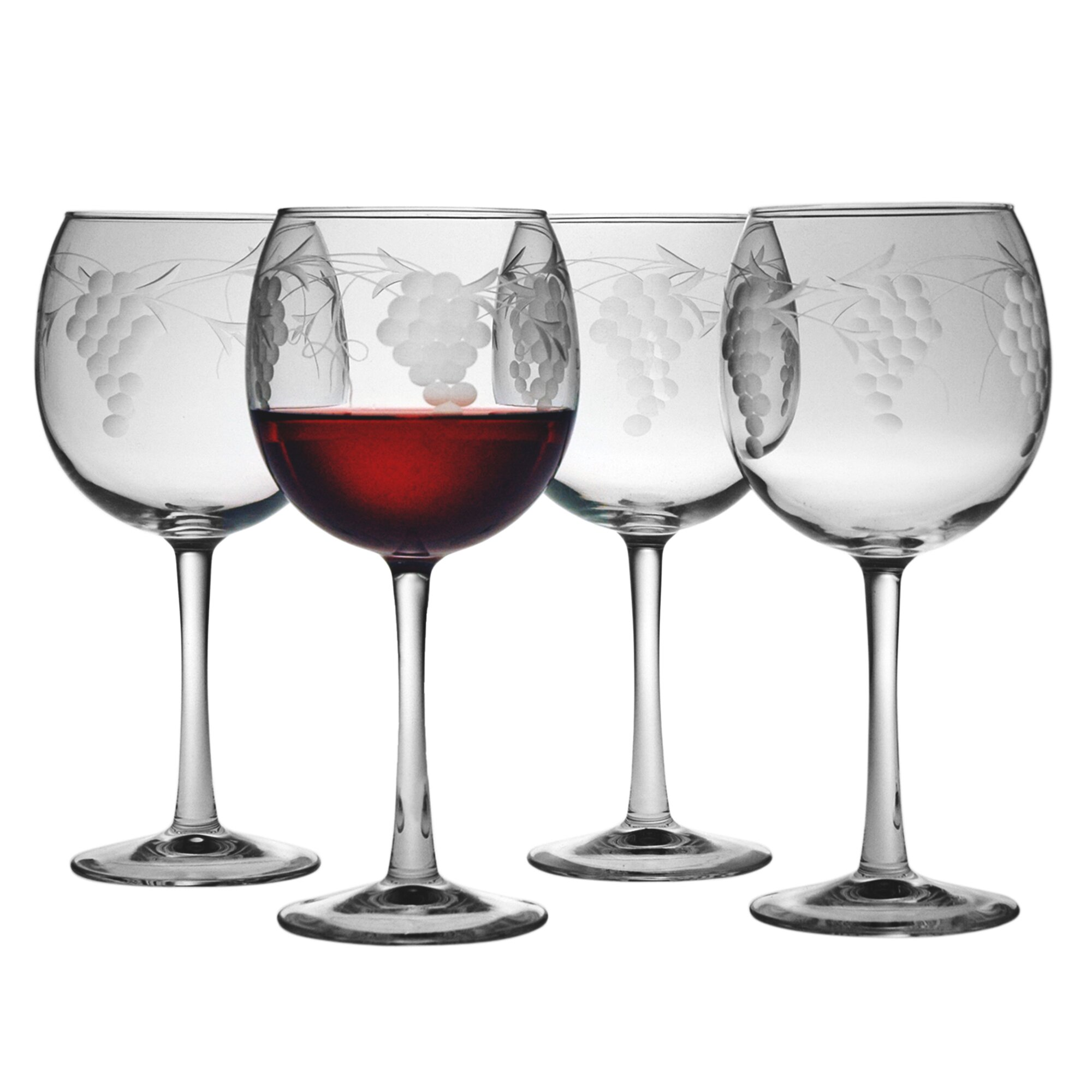 susquehanna glass sonoma ballon red wine glass reviews. Black Bedroom Furniture Sets. Home Design Ideas