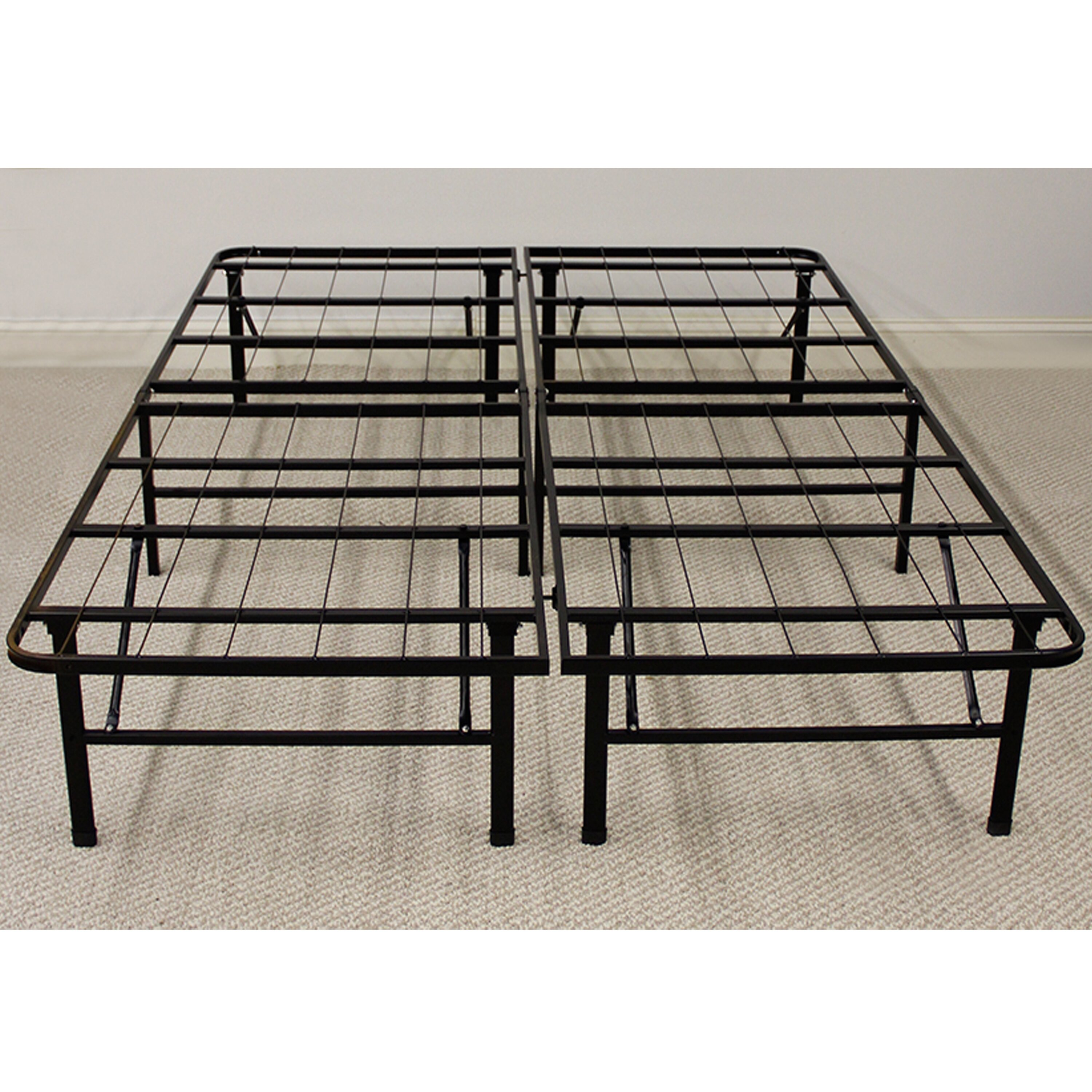 Classic Brands Hercules 14 Platform Heavy Duty Metal Bed