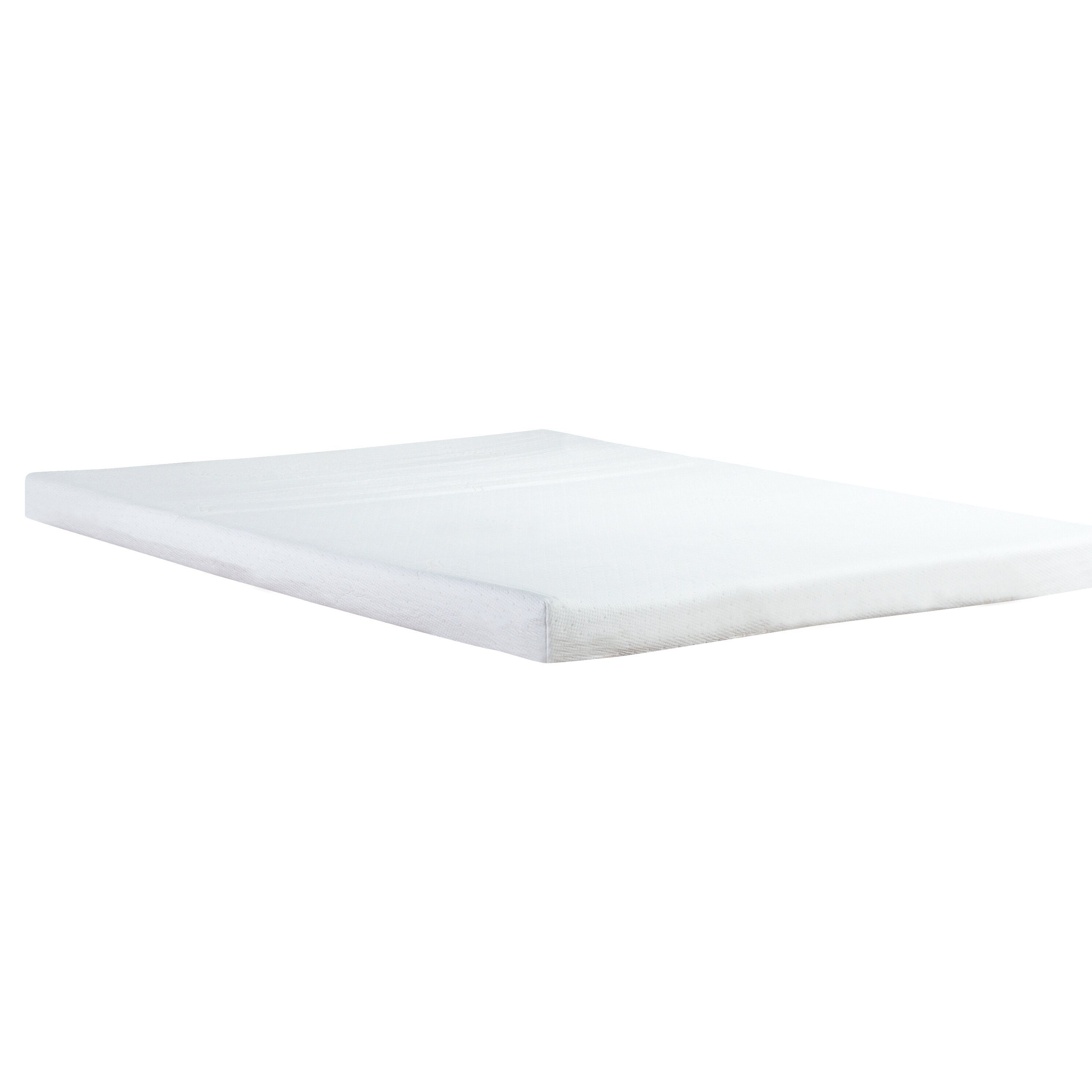 Classic Brands 4 5 Memory Foam Mattress Reviews Wayfair