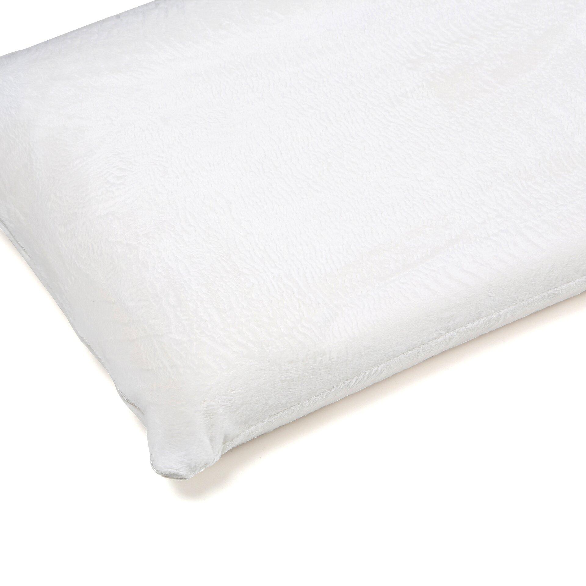 classic brands contour comfort memory foam contour full queen pillow reviews wayfair. Black Bedroom Furniture Sets. Home Design Ideas