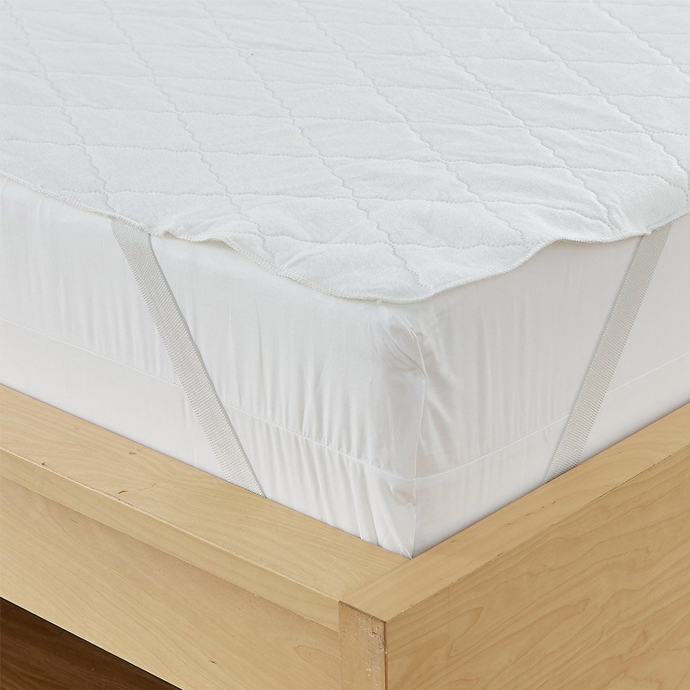 Bargoosehometextiles Quilted Waterproof Polyester Mattress
