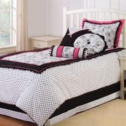 Kathy Ireland Home By Hallmart Abigale Comforter