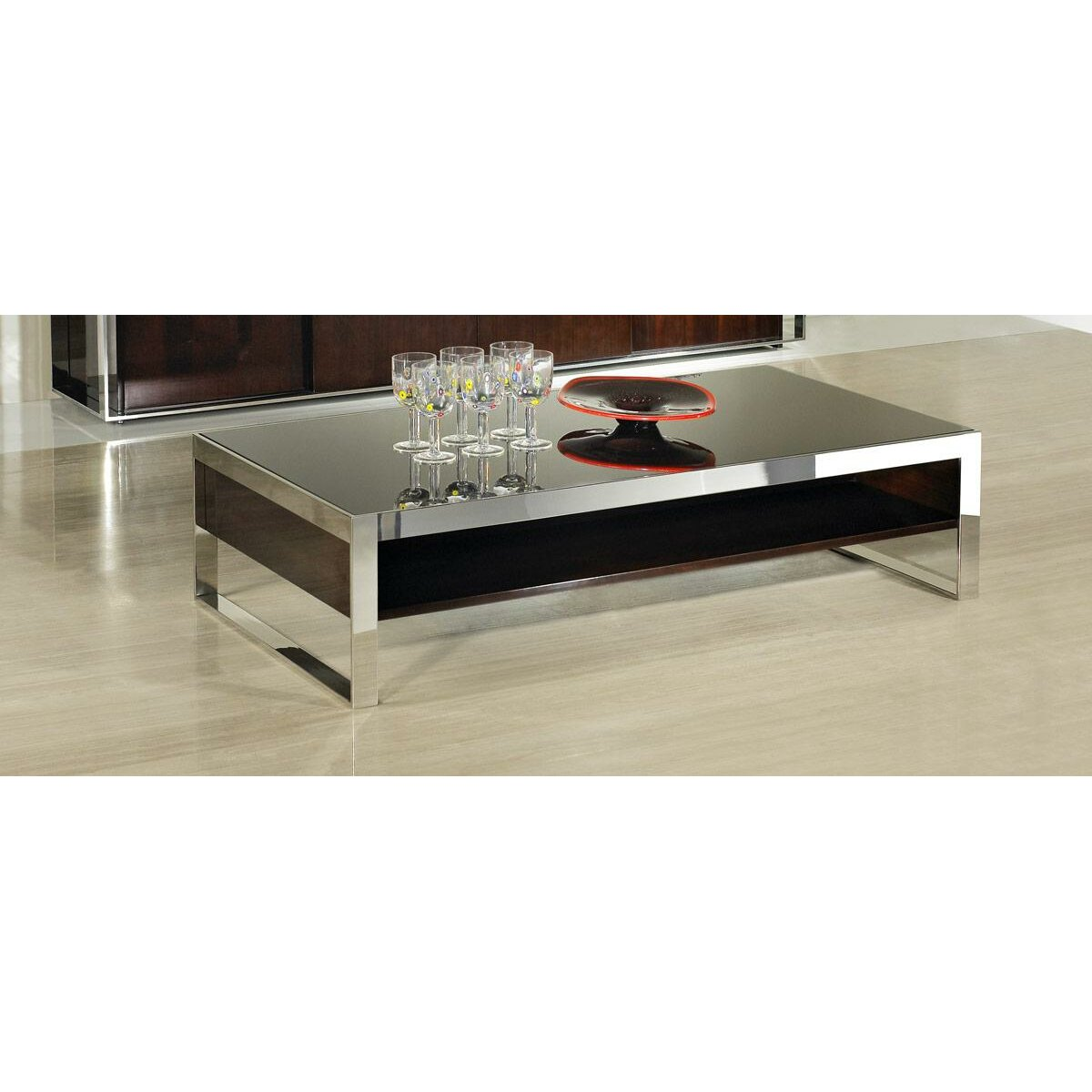 VIG Furniture Modrest Noble Coffee Table