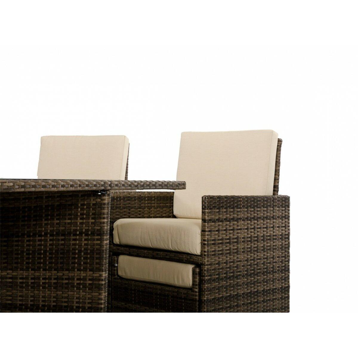 Vig Furniture Renava Barcelona 13 Piece Dining Set Reviews Wayfair