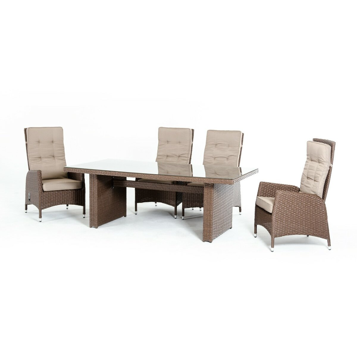 Ashley Furniture Toledo: VIG Furniture Renava Toledo 7 Piece Dining Set With