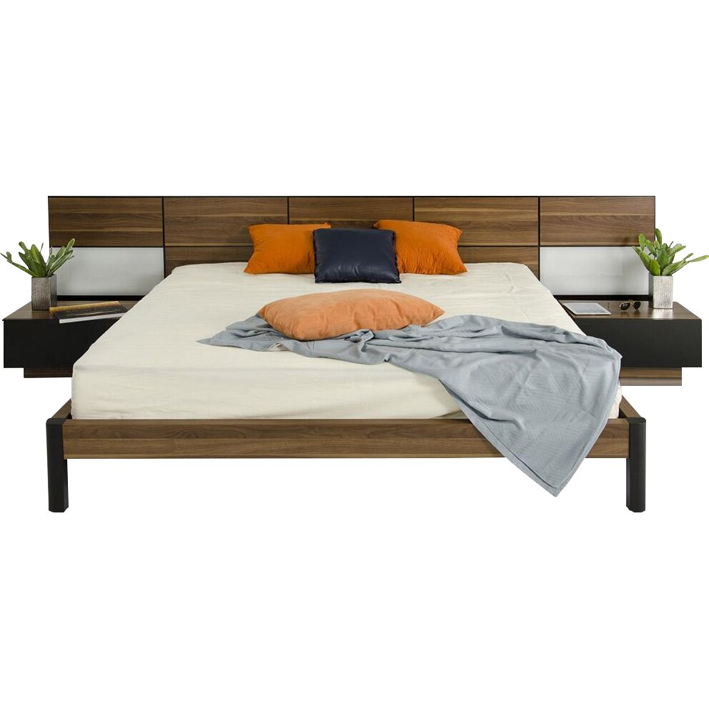 Vig Furniture Modrest Platform Bedroom Set Reviews Wayfair